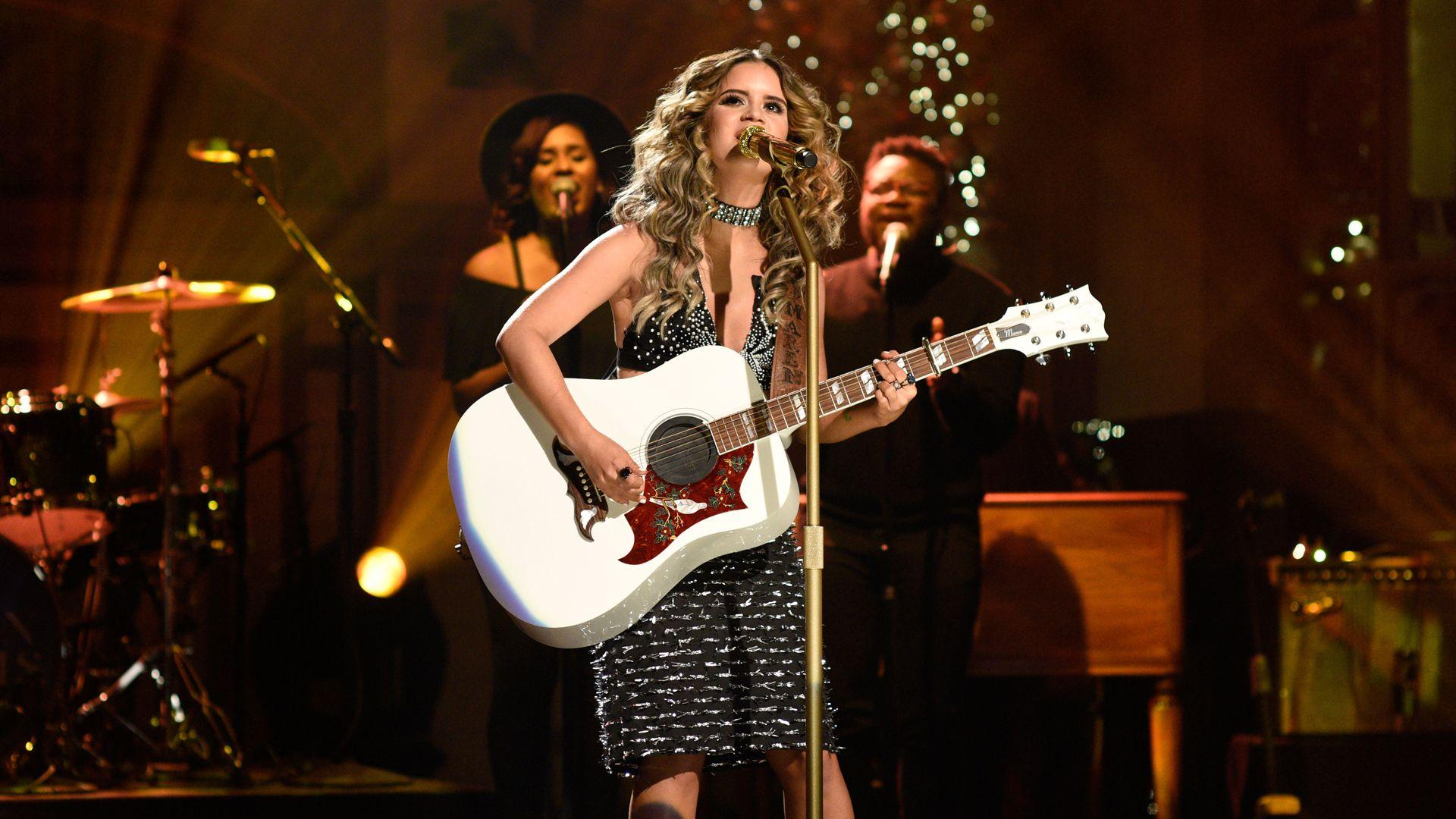 Watch Maren Morris: My Church From Saturday Night Live
