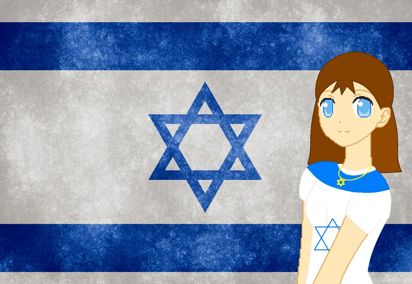 Israel Flag Wallpapers Wallpapers
