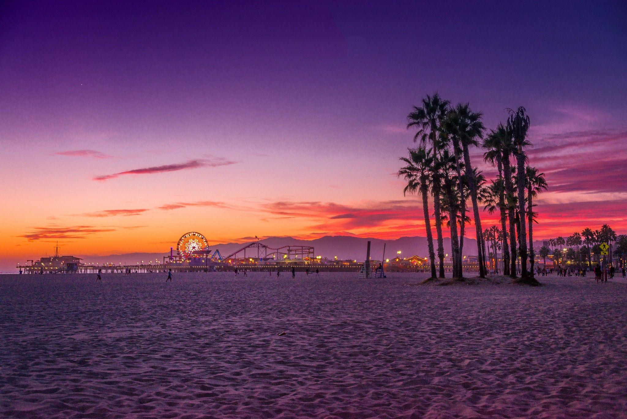 Venice Beach Wallpapers Wallpaper Cave