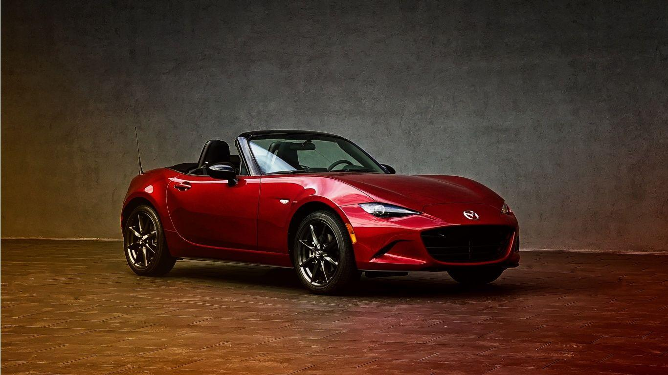 Mazda MX-5 Miata 2015 Wallpapers - 1366x768 - 345307