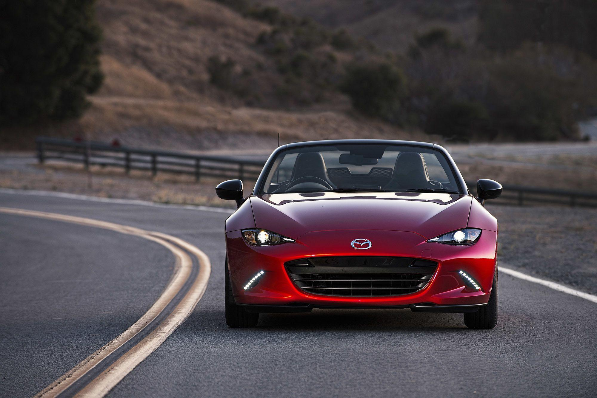 2016 Mazda MX-5 Miata Wallpaper Full HD 10588 - Nuevofence.com