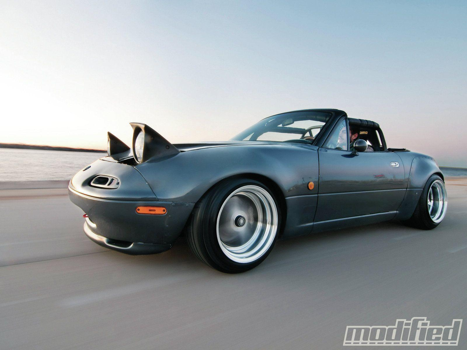 Mazda Miata Wallpapers Wallpaper Cave