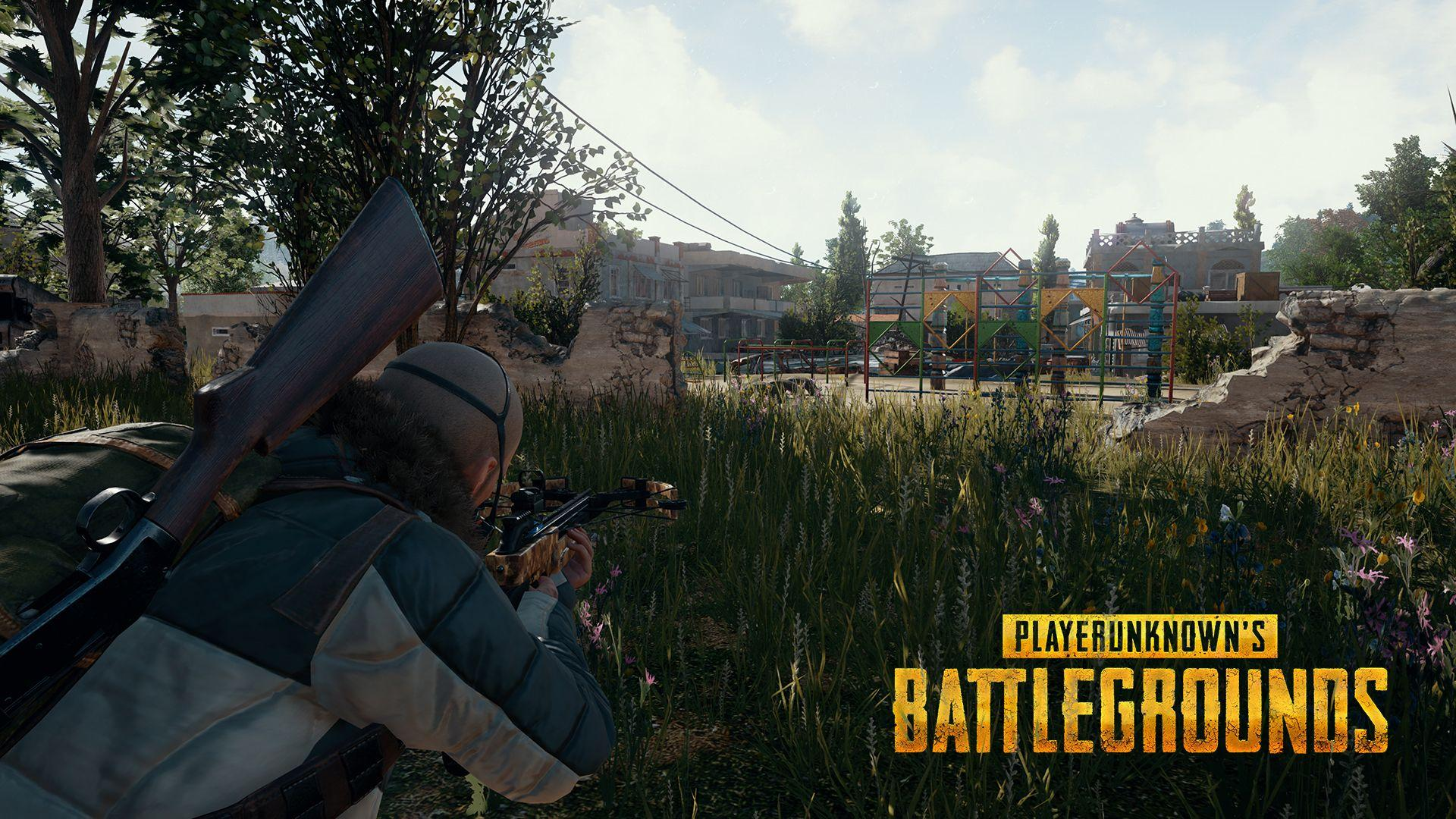 PlayerUnknown's Battlegrounds Wallpapers
