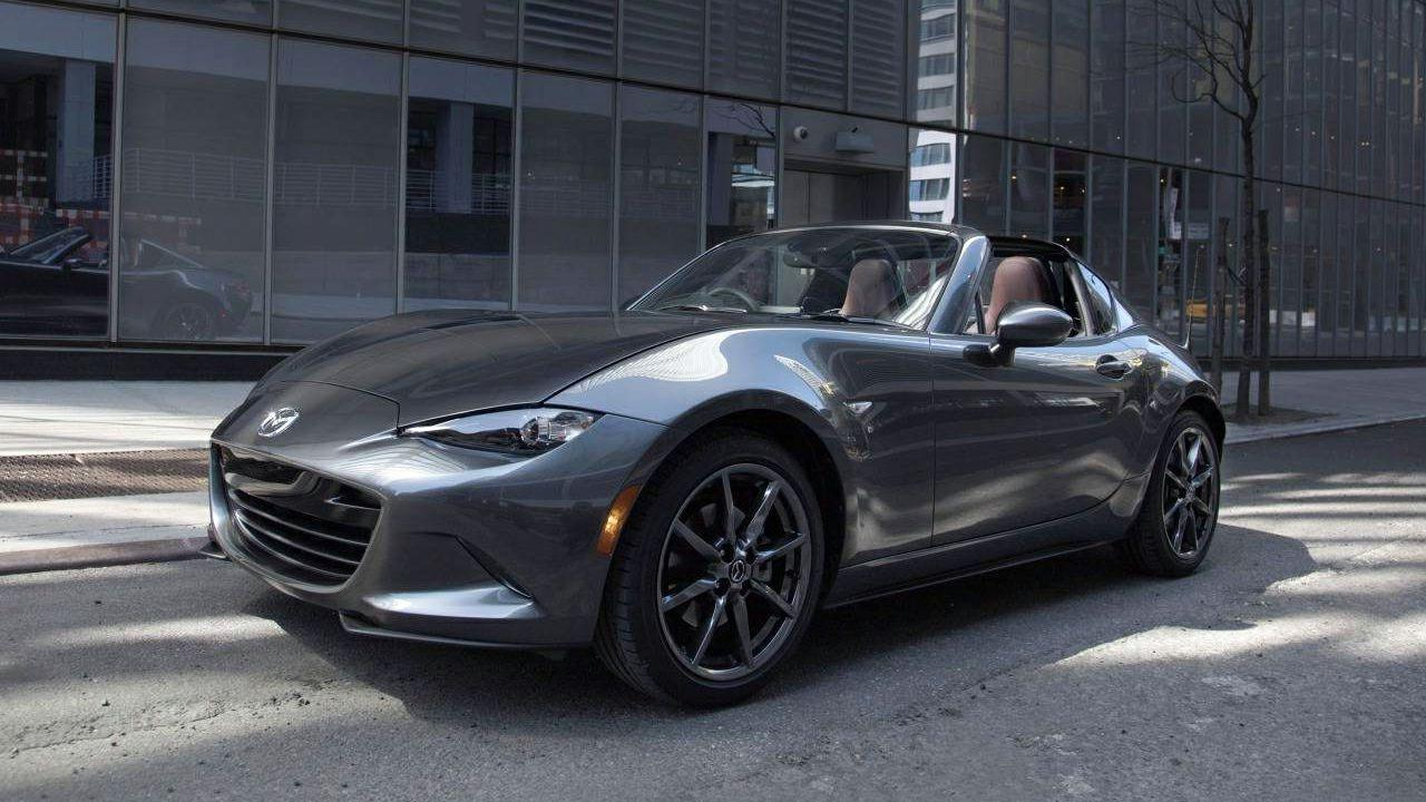 2017 Mazda MX-5 RF Miata Sport | HD Car Wallpapers Free Download