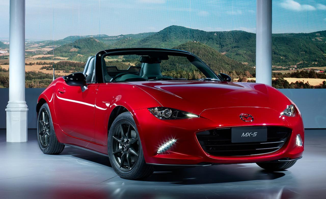 2016 Mazda Miata Mx5 Wallpaper Background 48118 - Background Wallpaper
