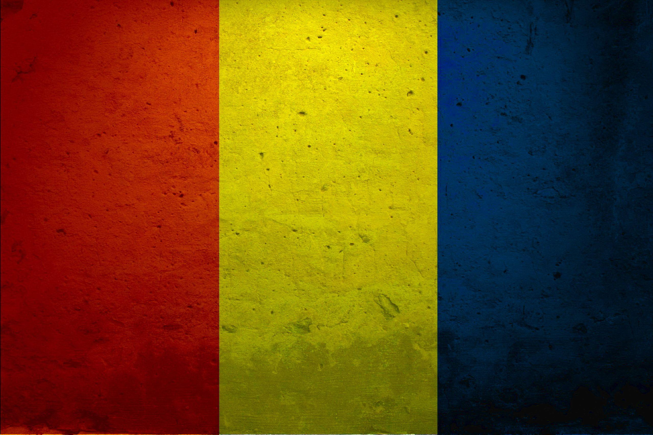 Romania Flag Wallpapers