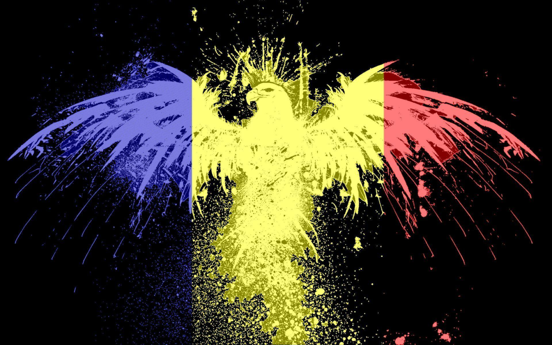 Romania, Flag Wallpapers HD / Desktop and Mobile Backgrounds