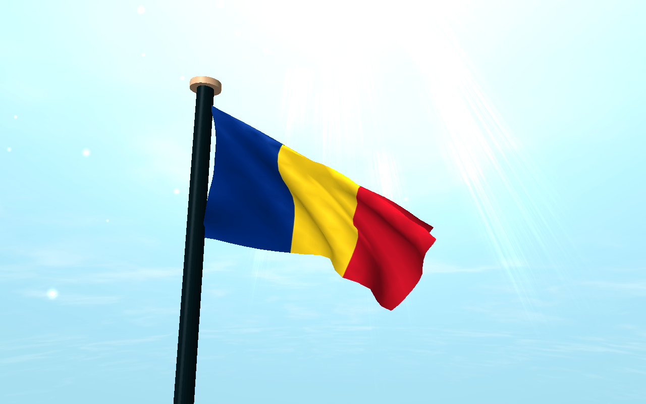 Romania Flag 3D Live Wallpaper - Android Apps on Google Play
