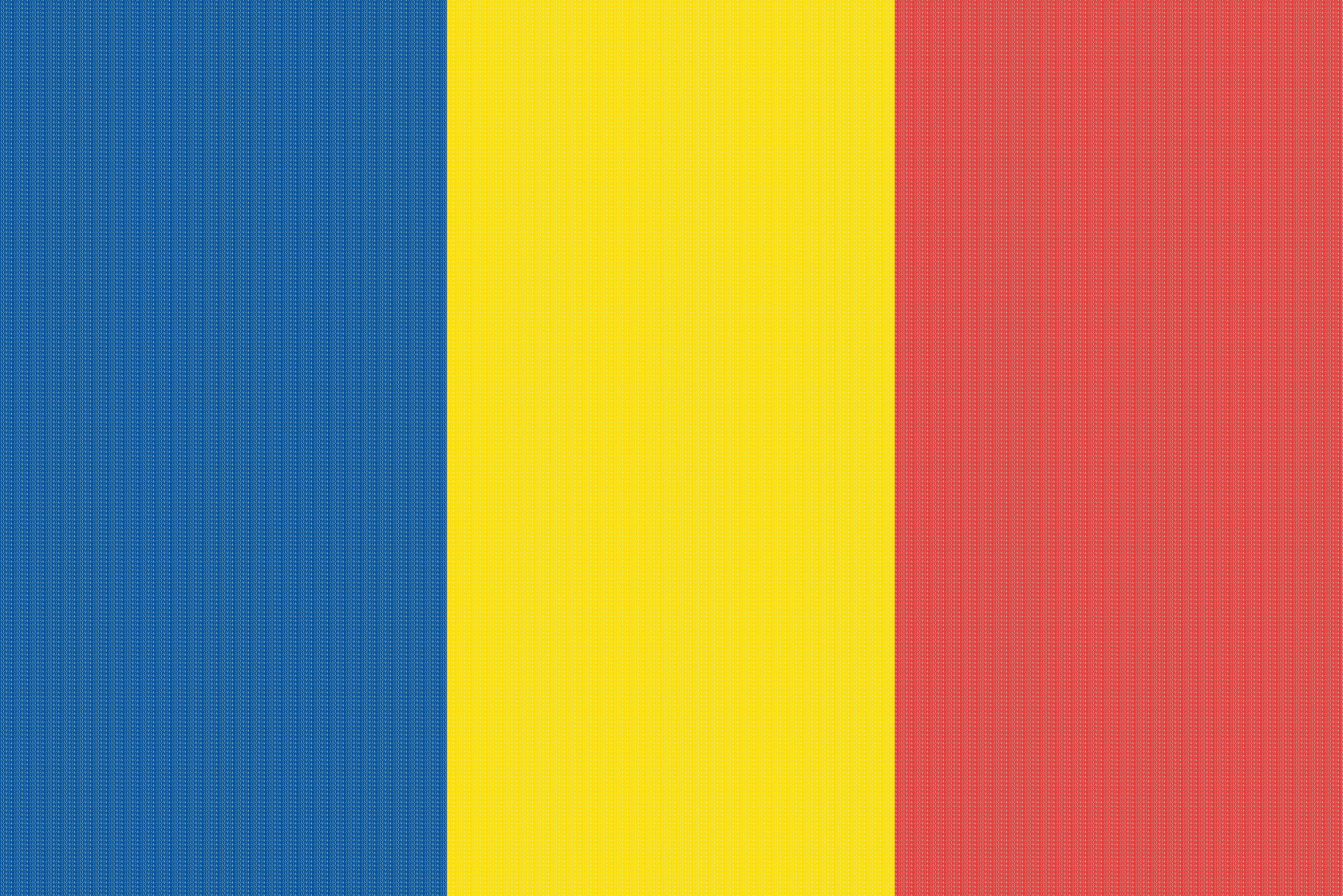 Romania Flag Typography by GELO25 on DeviantArt