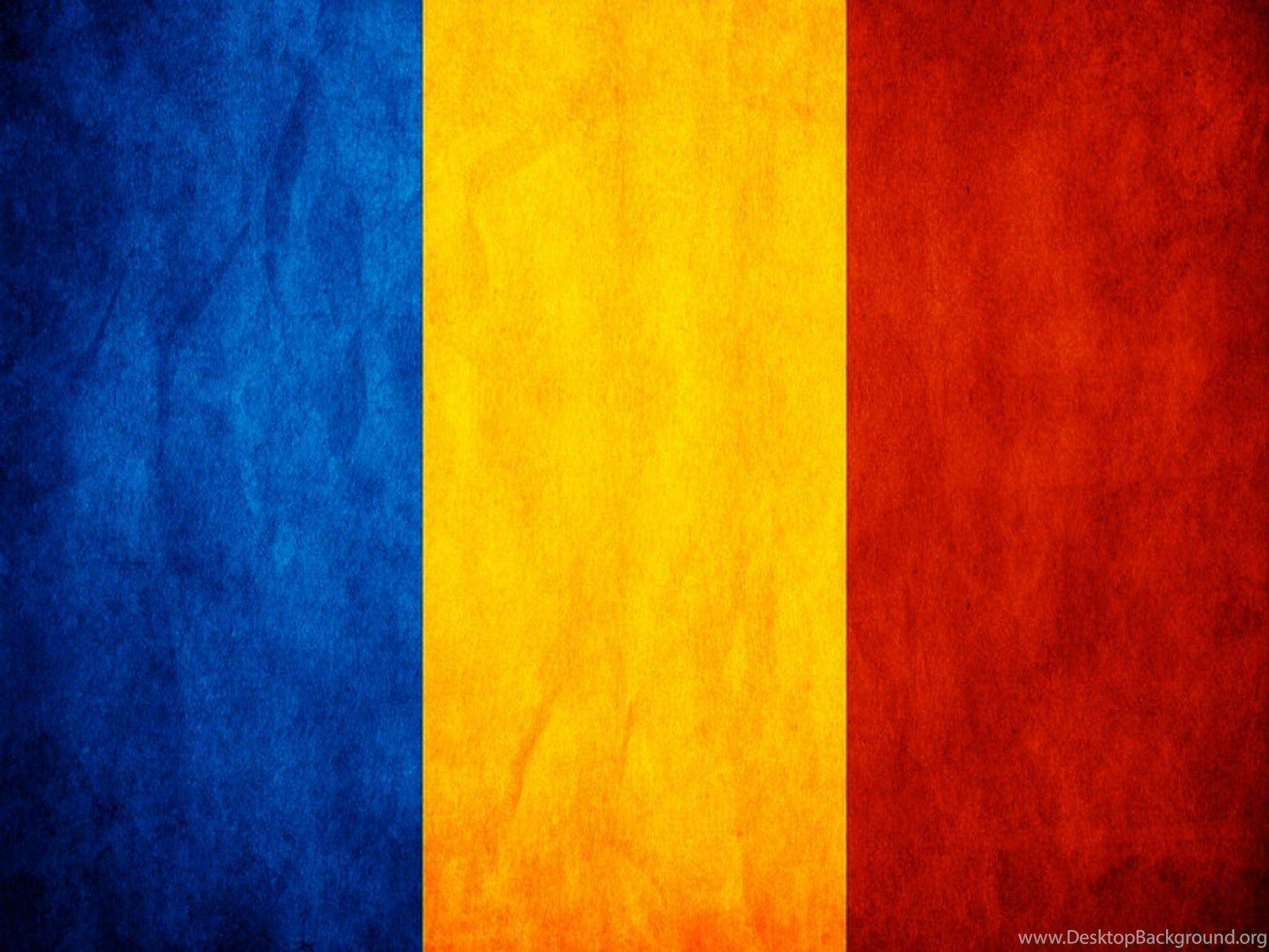 3 Flag Of Romania HD Wallpapers Desktop Background