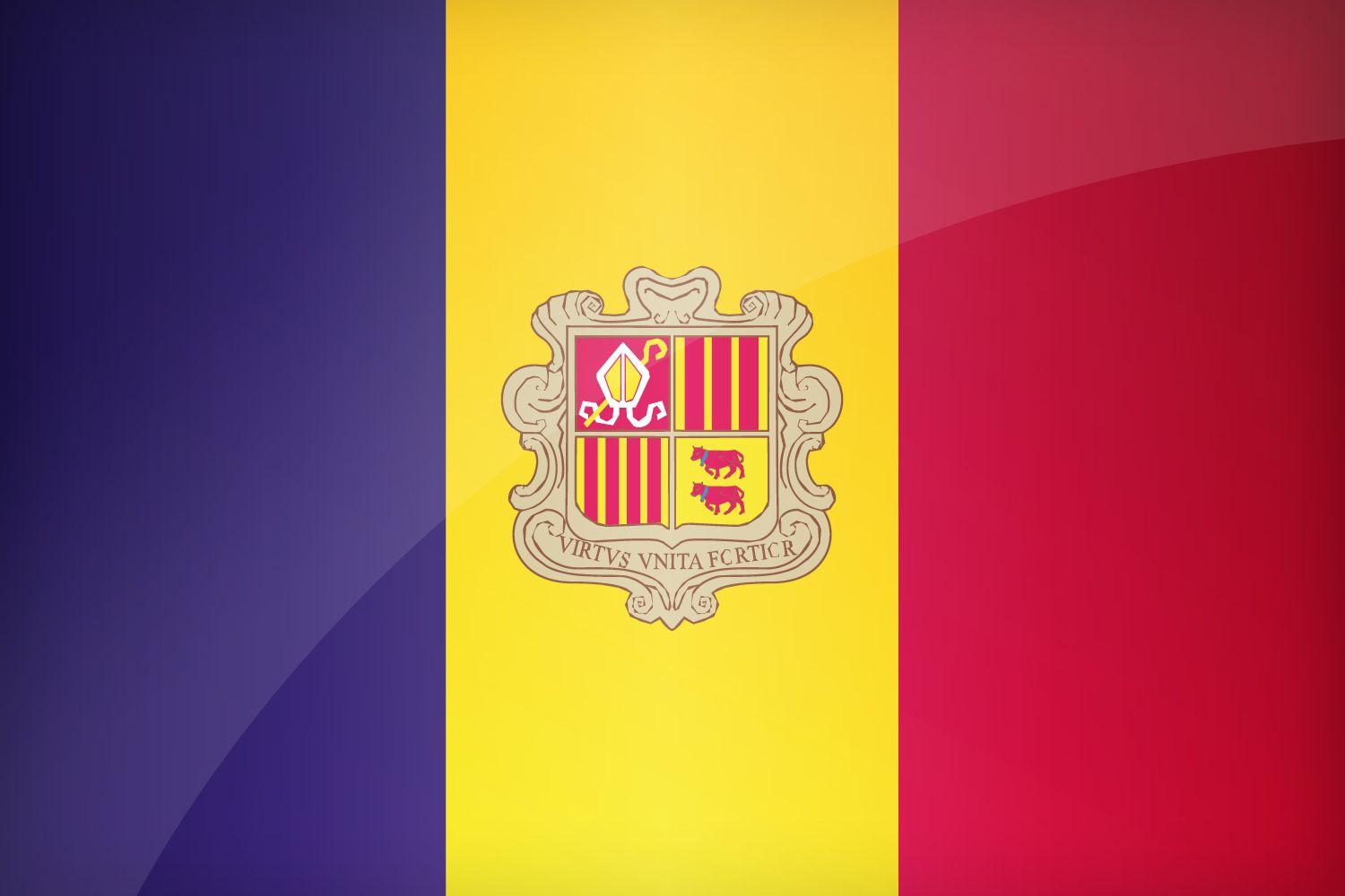 Flag of Andorra | Find the best design for Andorran Flag