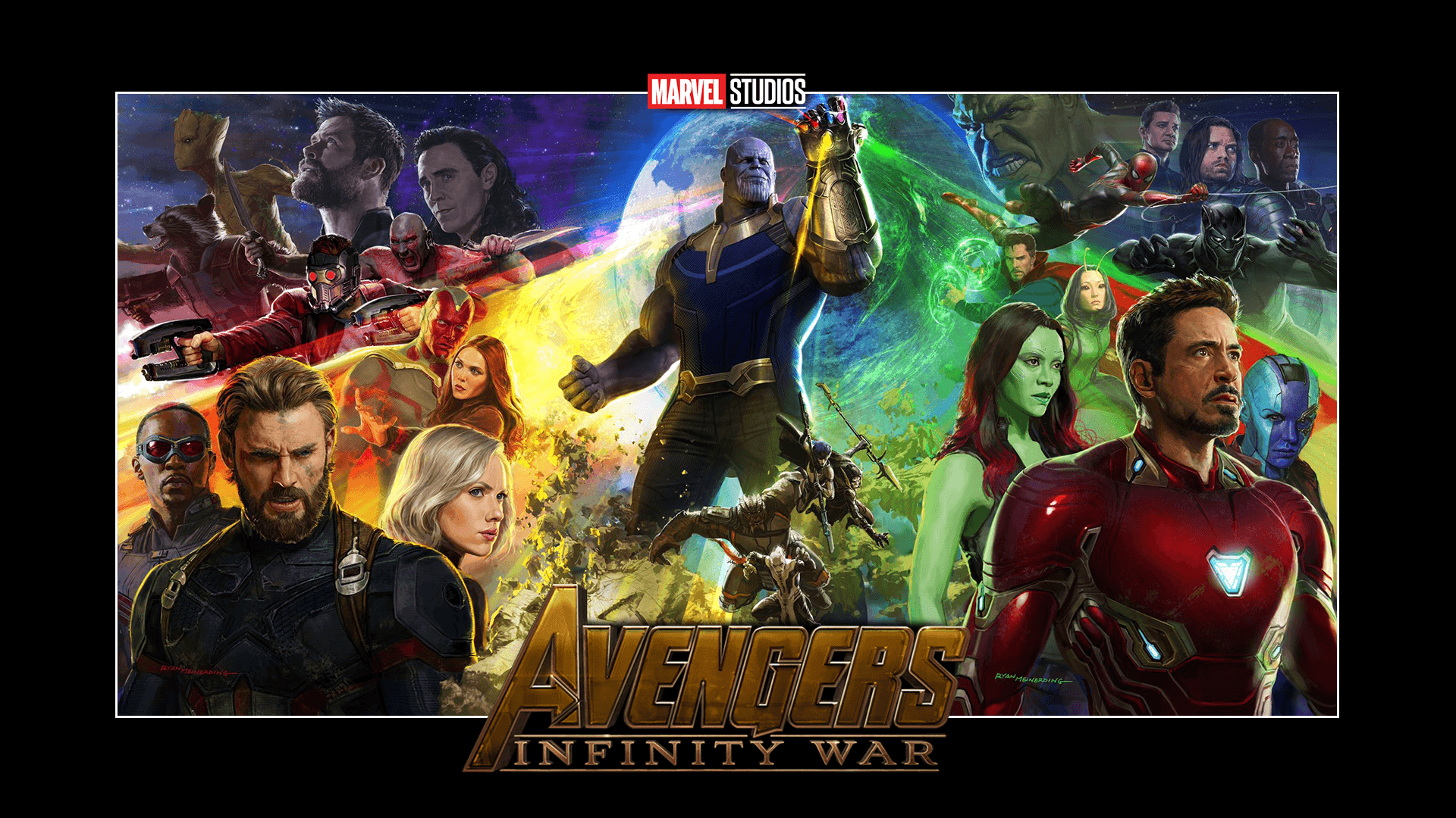 153 Avengers: Infinity War HD Wallpapers