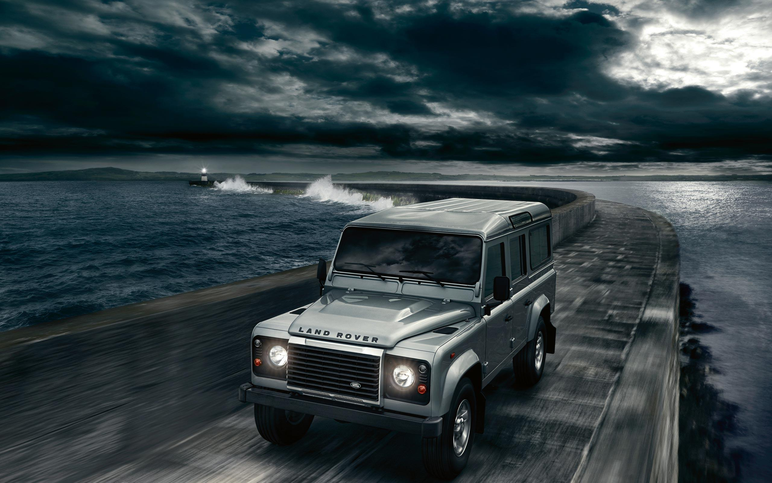 Land Rover Defender Wallpapers Wallpaper Cave