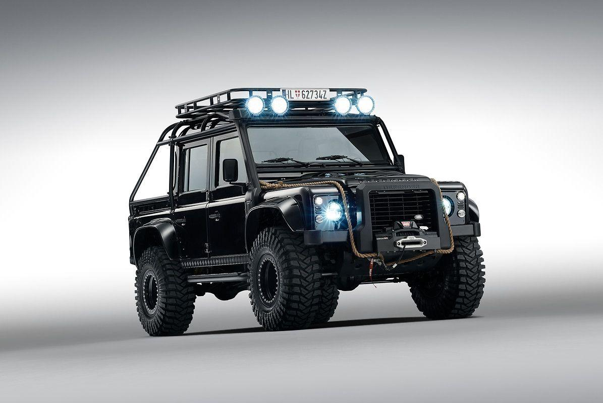 Land Rover Defender HD Wallpapers