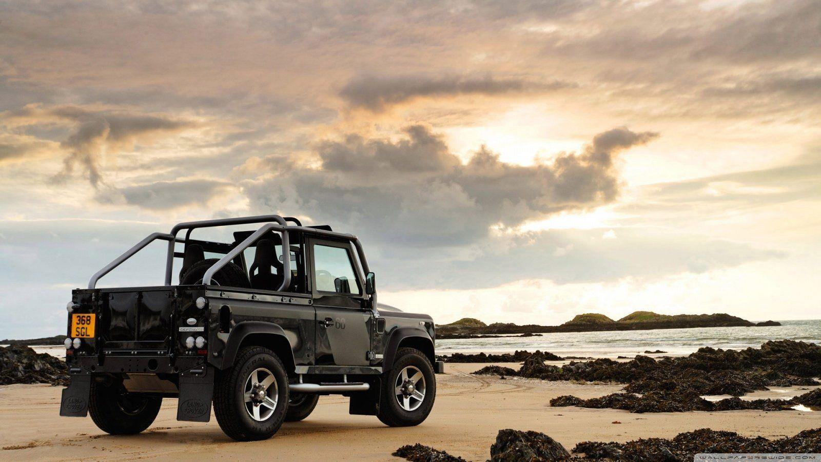 Land Rover Defender Wallpapers and Backgrounds