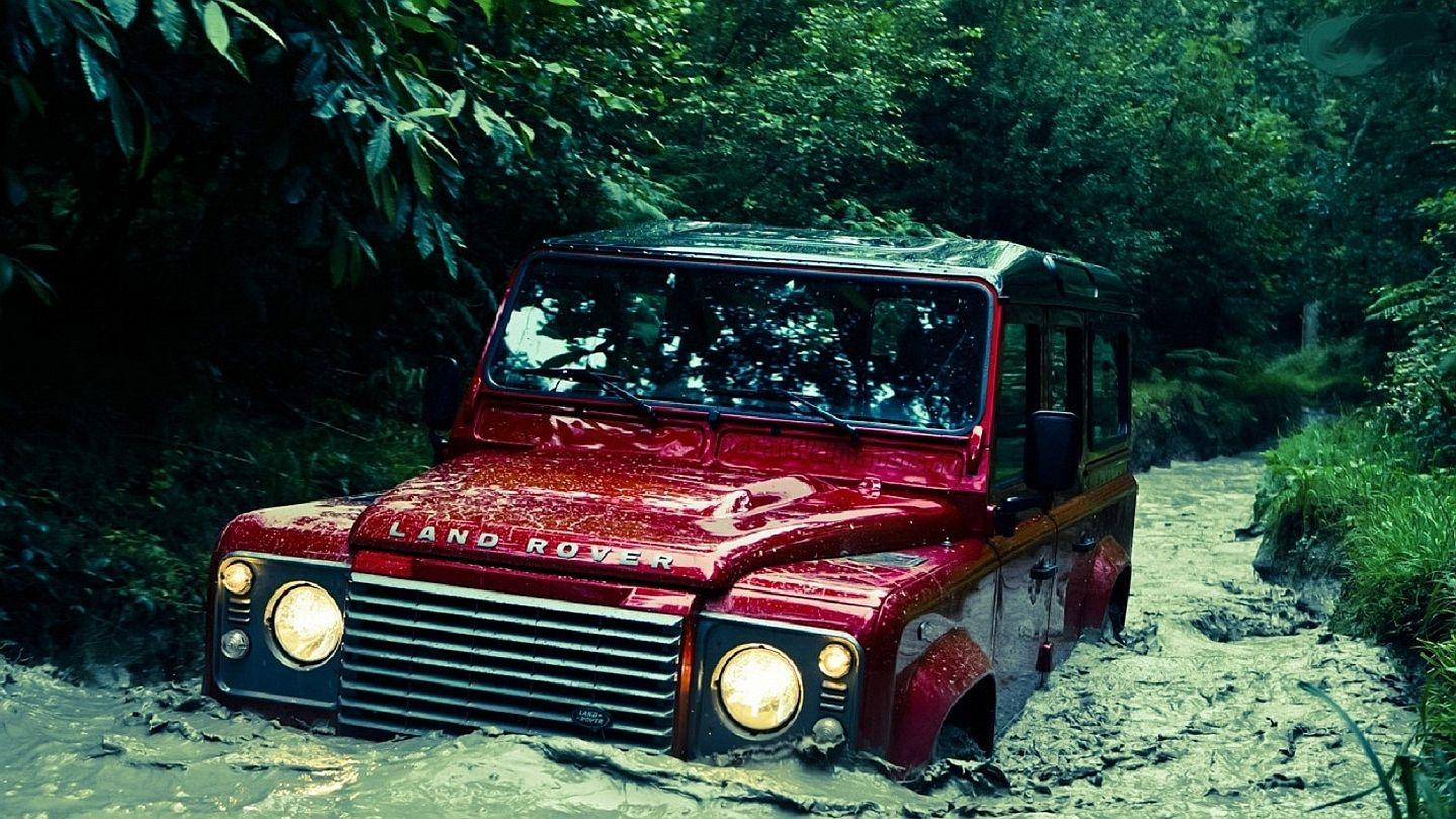 2013 Land Rover Defender Wallpapers and Backgrounds