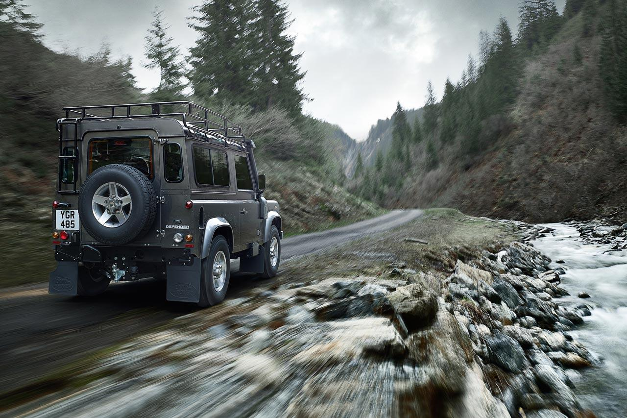 land rover Wallpapers and Backgrounds