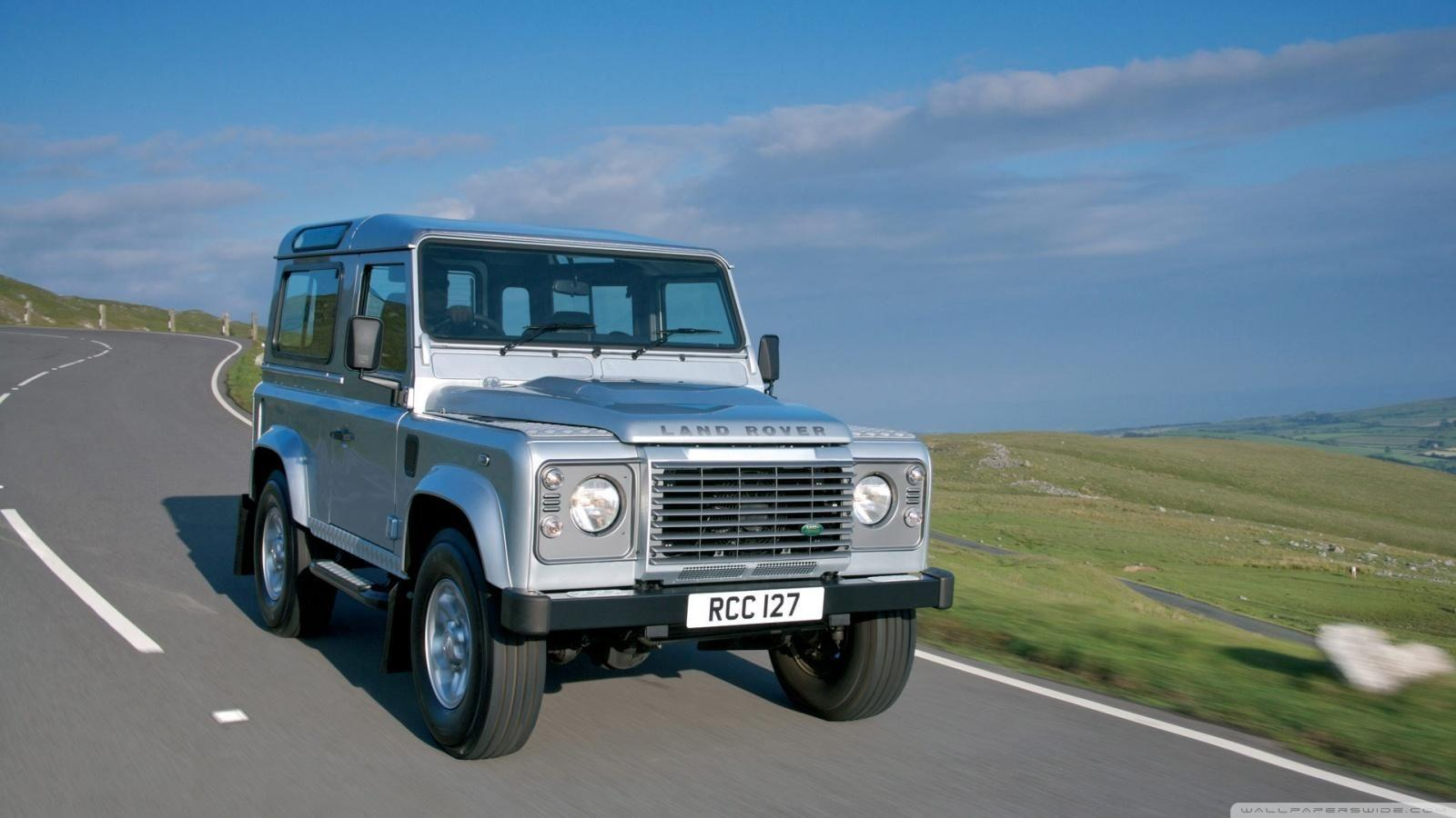 Land Rover Defender Wallpapers HD Download