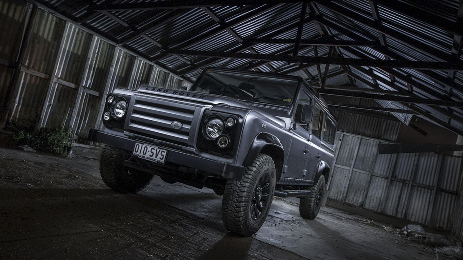 2018 Land Rover Defender Wallpapers