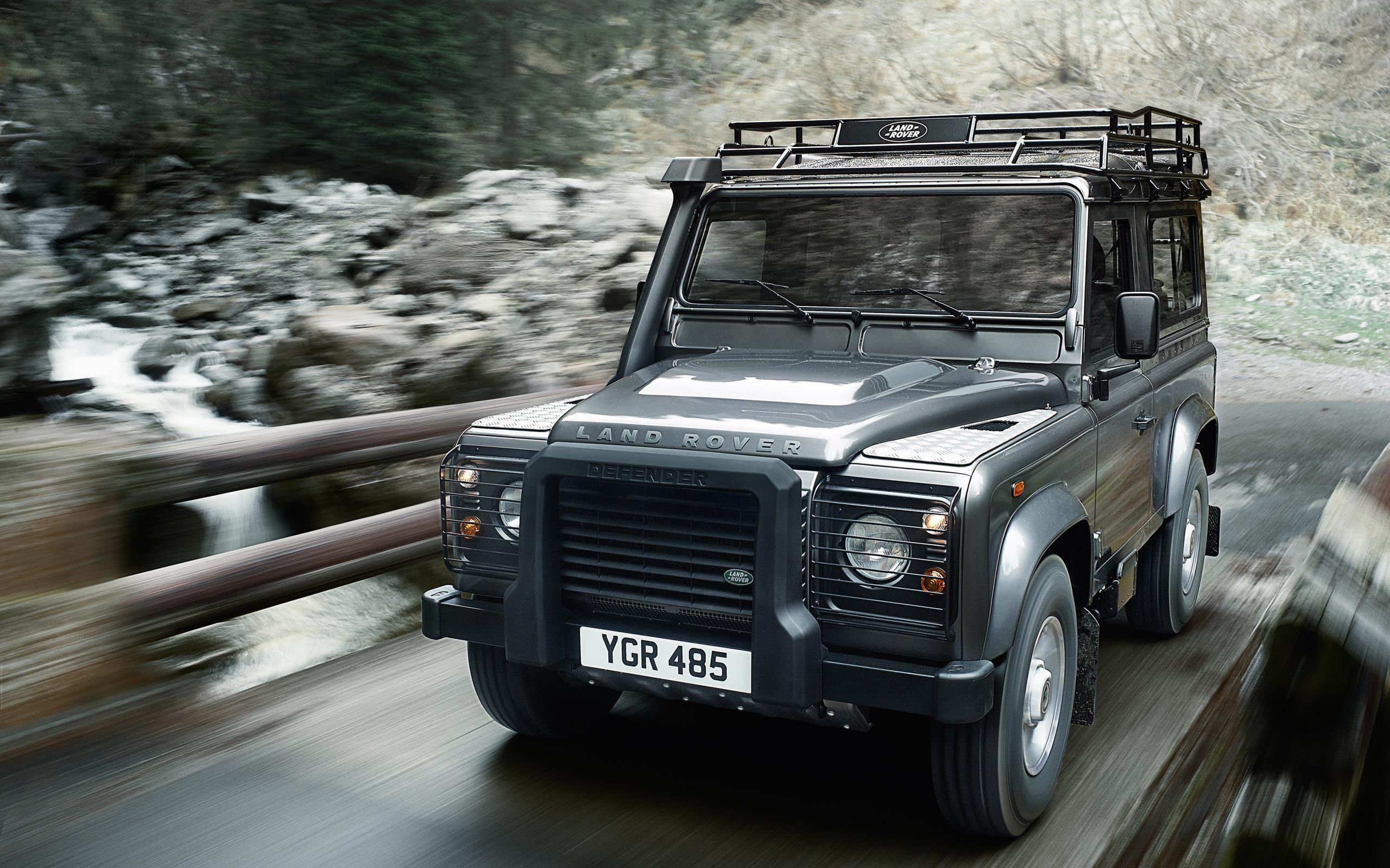 Land Rover Defender High Quality Wallpapers