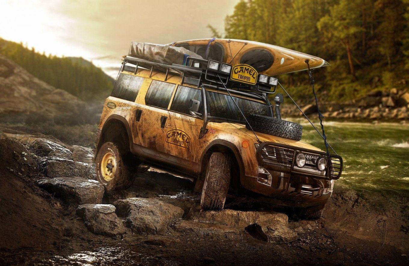 2019 Land Rover Defender Wallpapers Pitures 4K