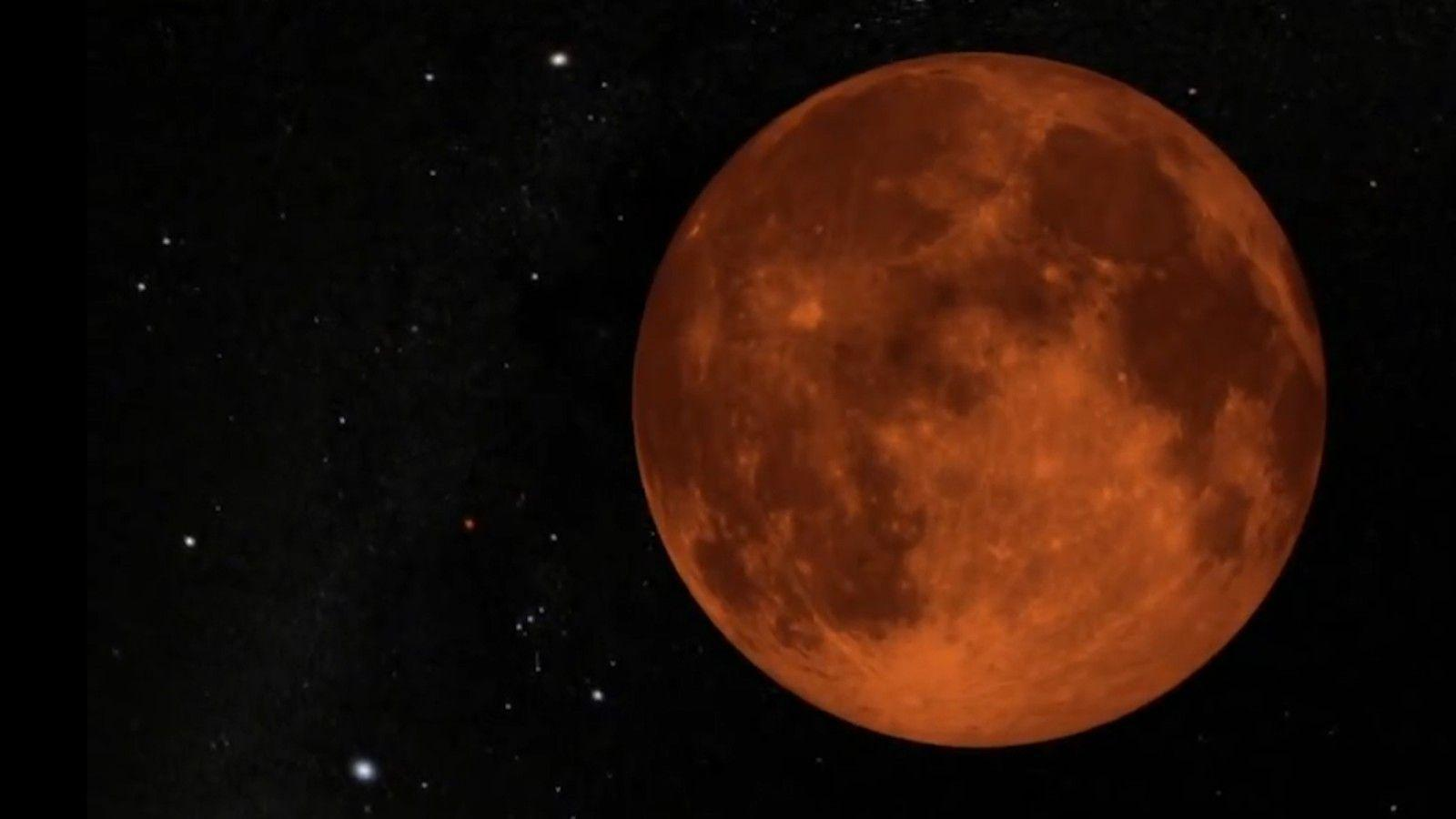 Sunday's 'super blood moon'; should we fear it? - CNN