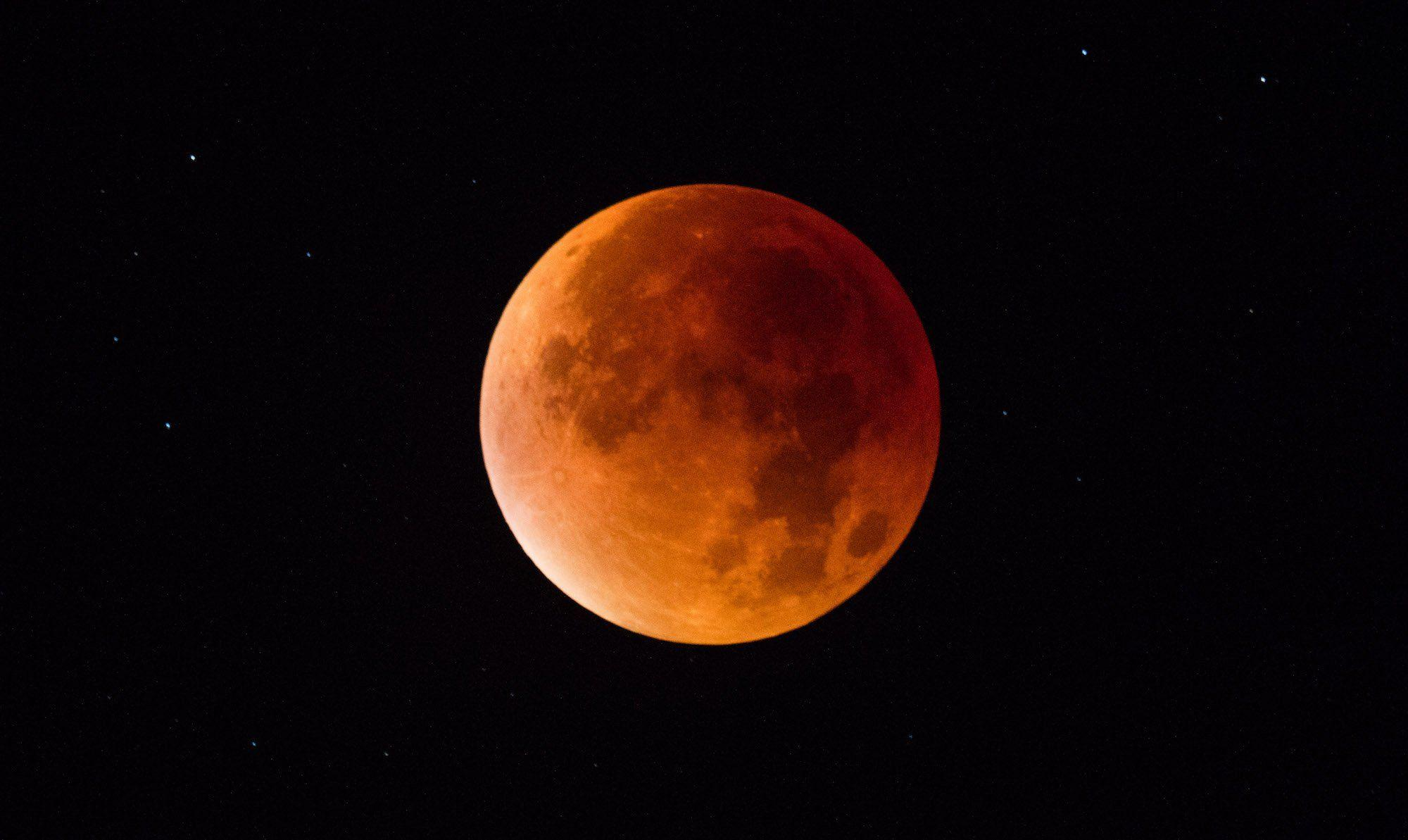 How, where, when to watch the supermoon lunar eclipse - Business ...