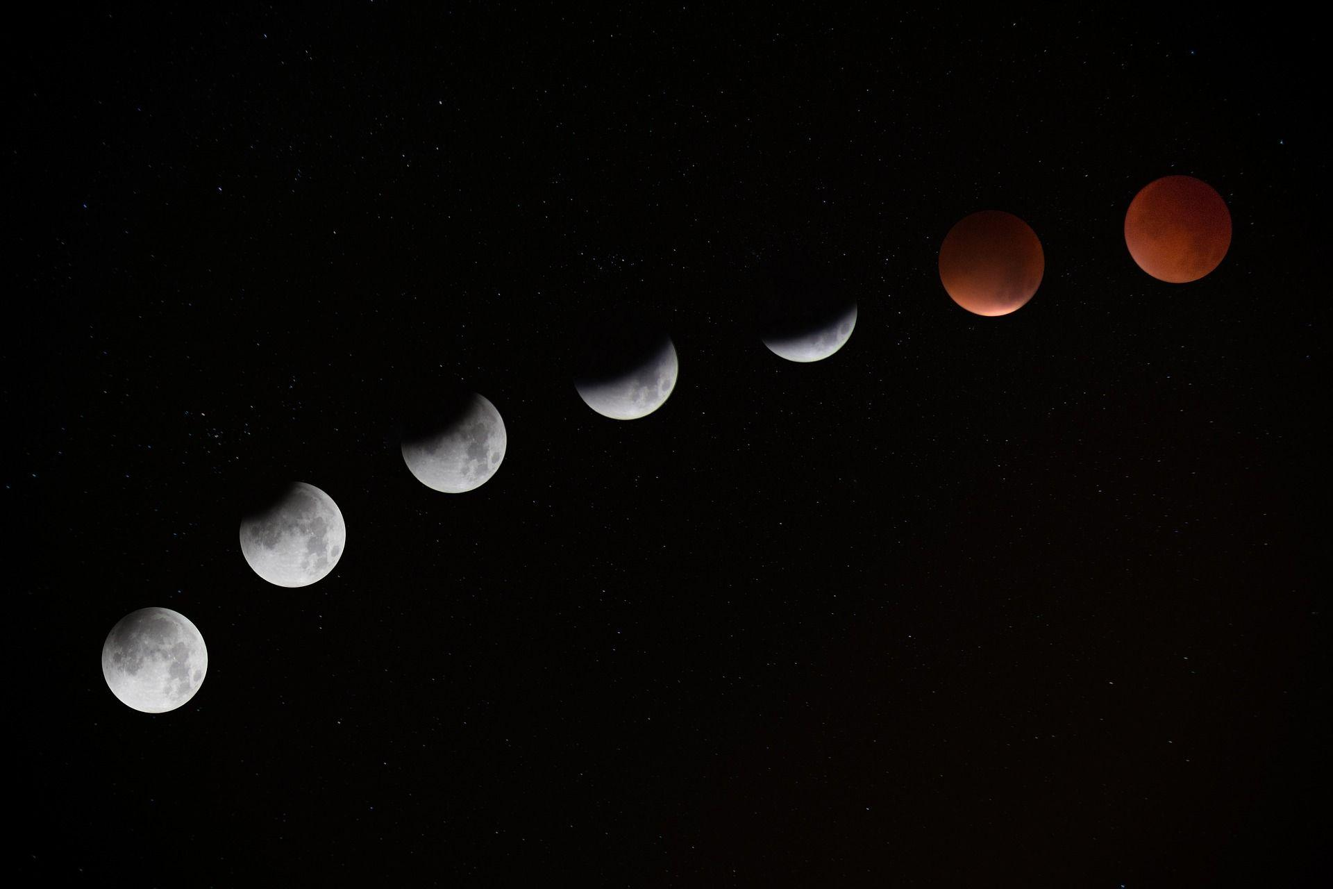 A Supermoon, Blue Moon, and Lunar Eclipse on January 31 | Old ...