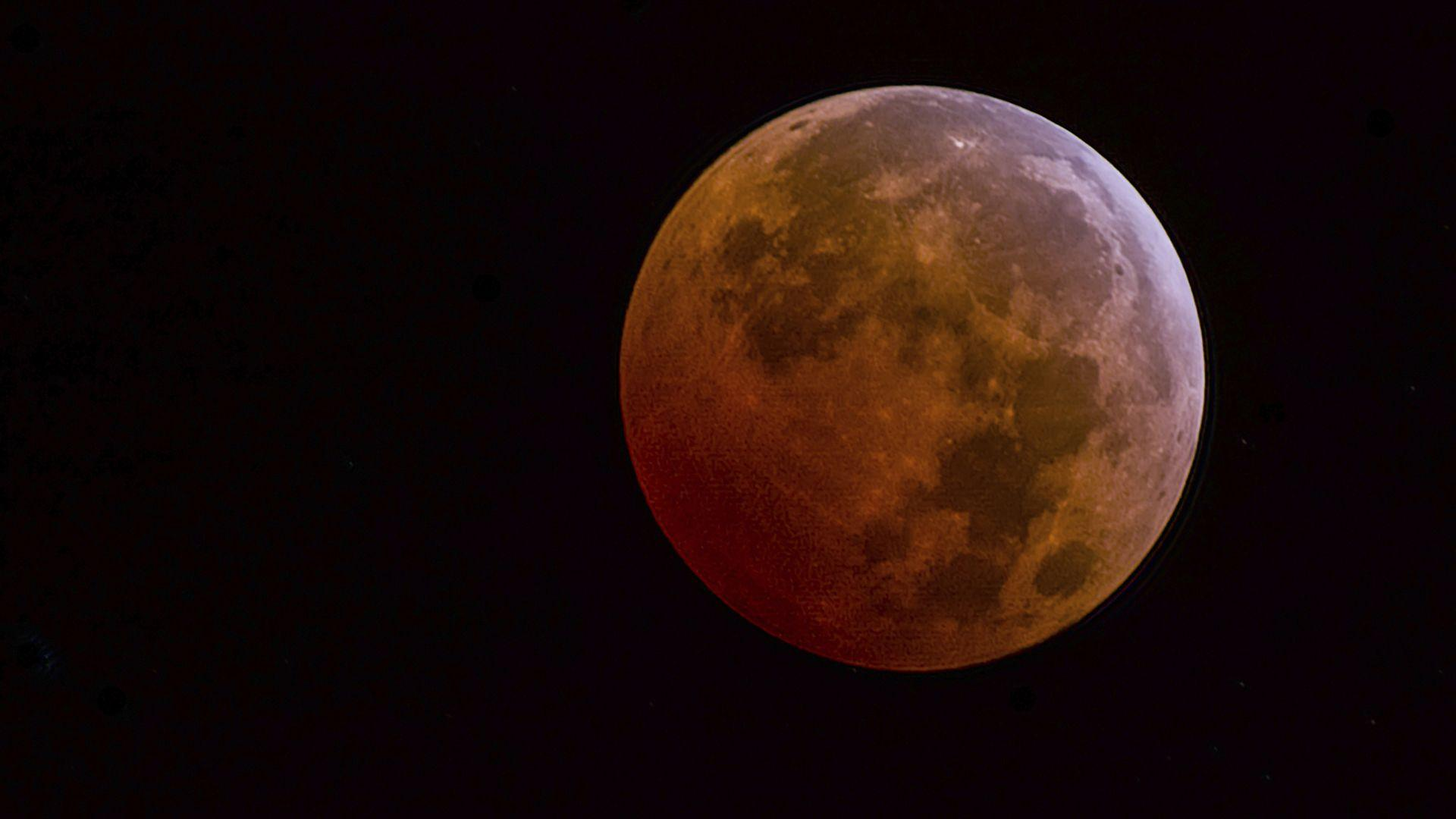 Supermoon total eclipse is essential viewing — especially for witches