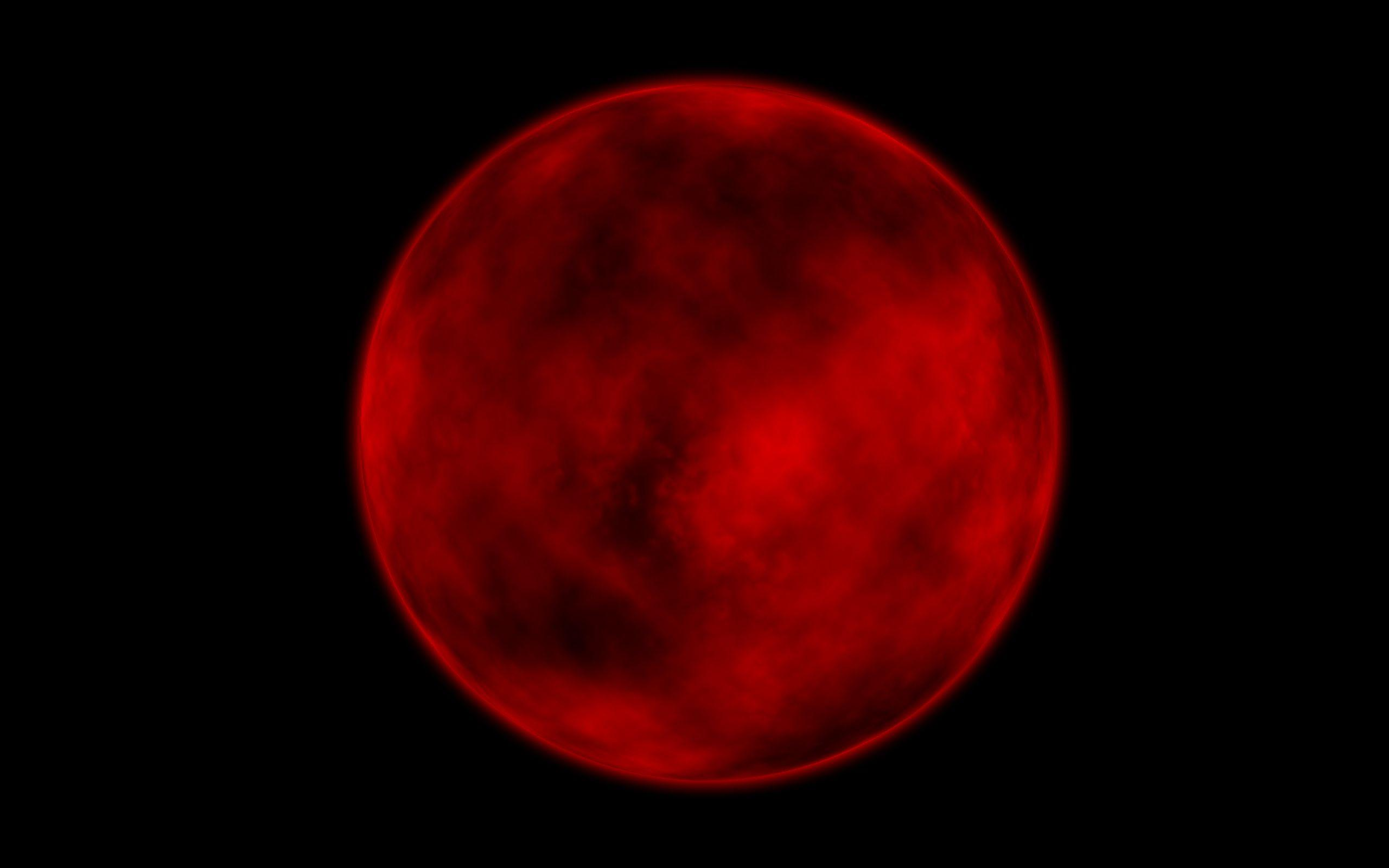 Red Moon | wallpaper features a brilliant full red moon | moon ...