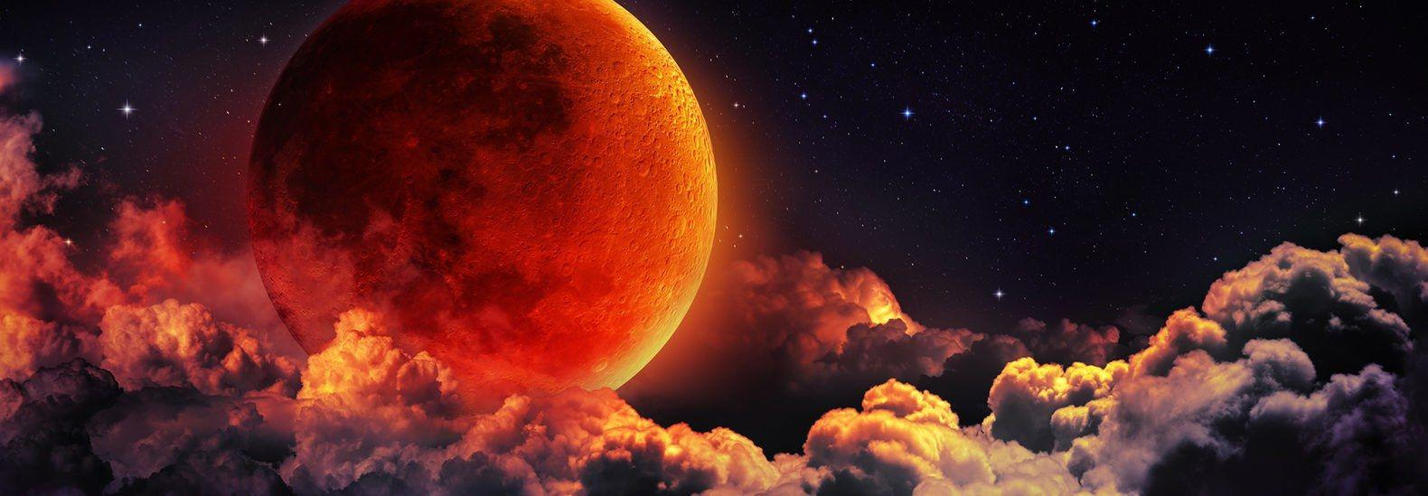Super blue blood moon eclipse to occur next week for the first ...