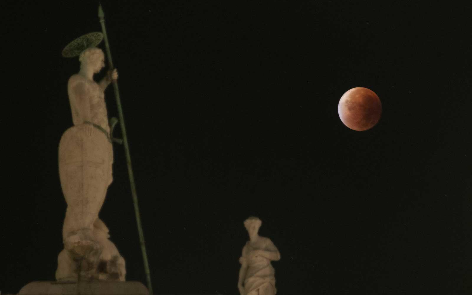 Super Blue Blood-Moon Eclipse Occurring Jan 31: How to See It ...