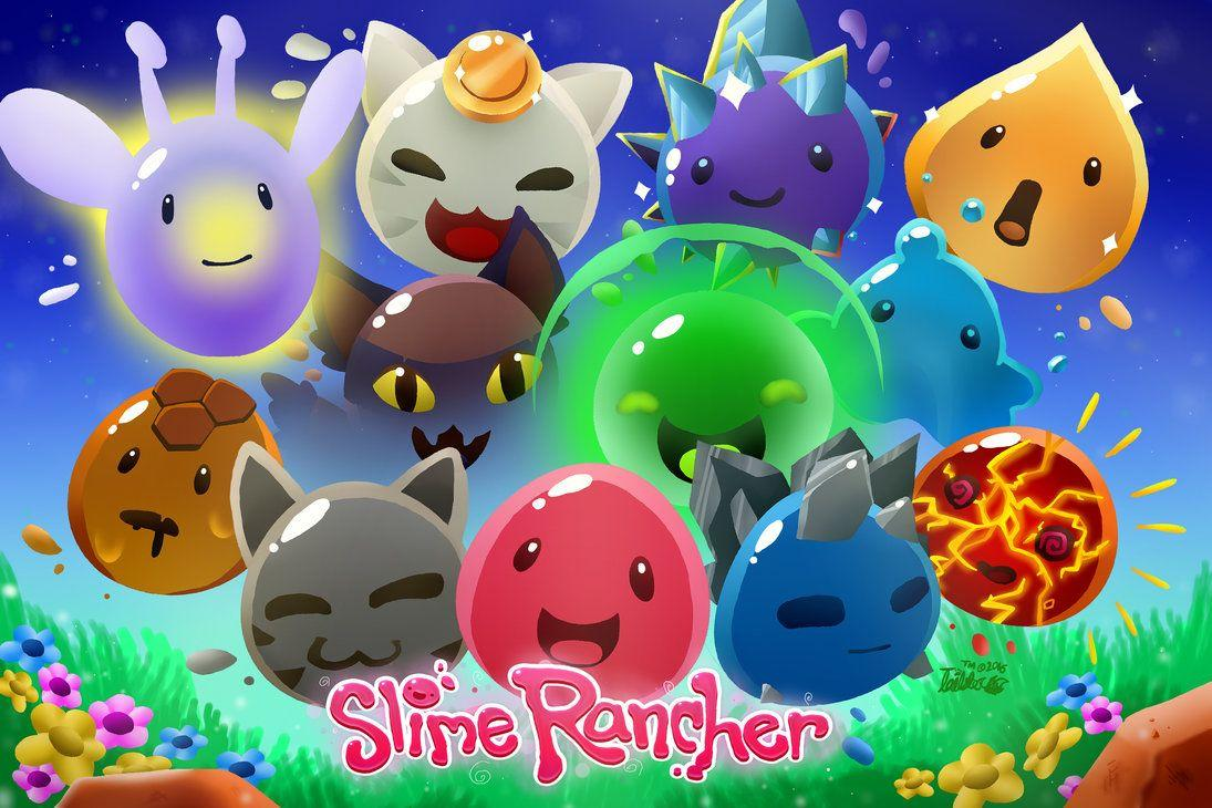 Slime Rancher Wallpaper