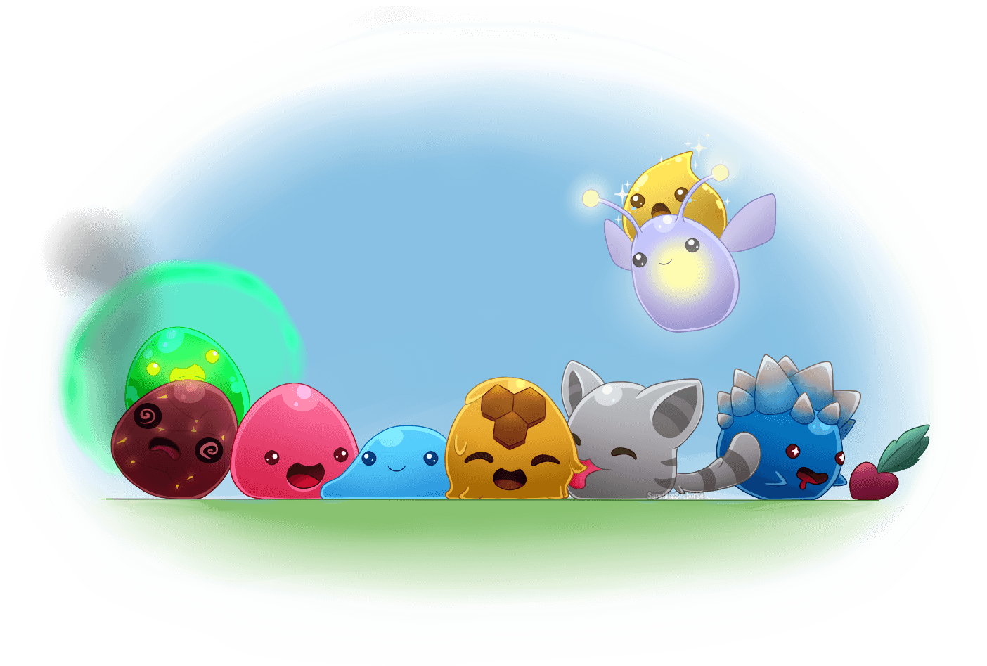Slime Rancher Wallpapers Wallpaper Cave