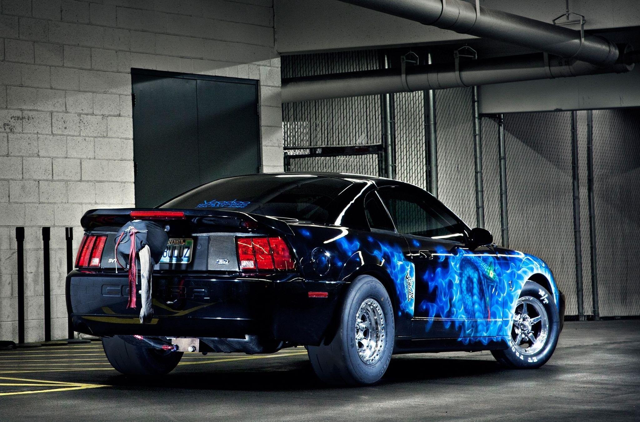 Terminator Cobra 2003