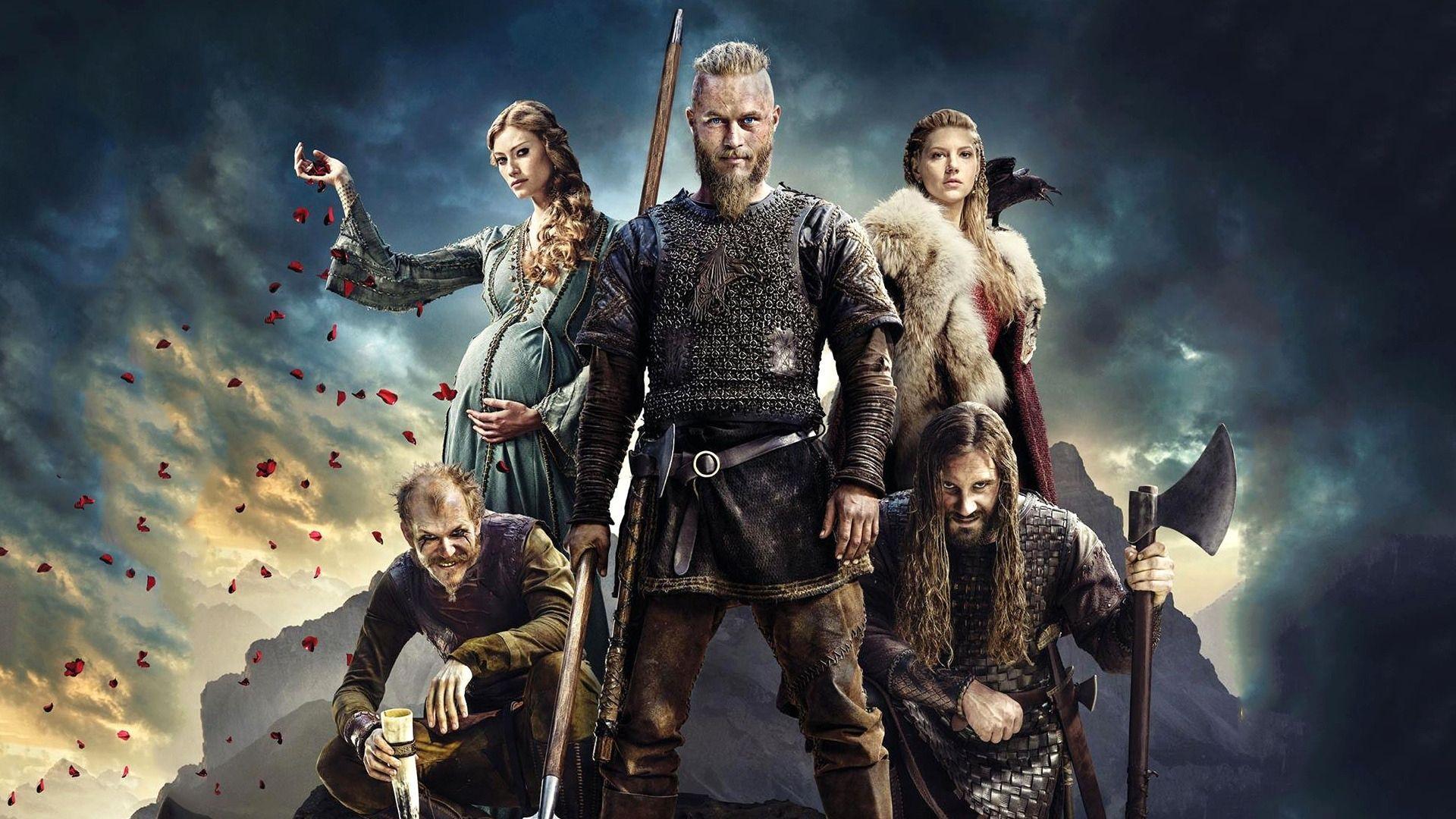 Vikings Wallpapers Hd Wallpaper Cave