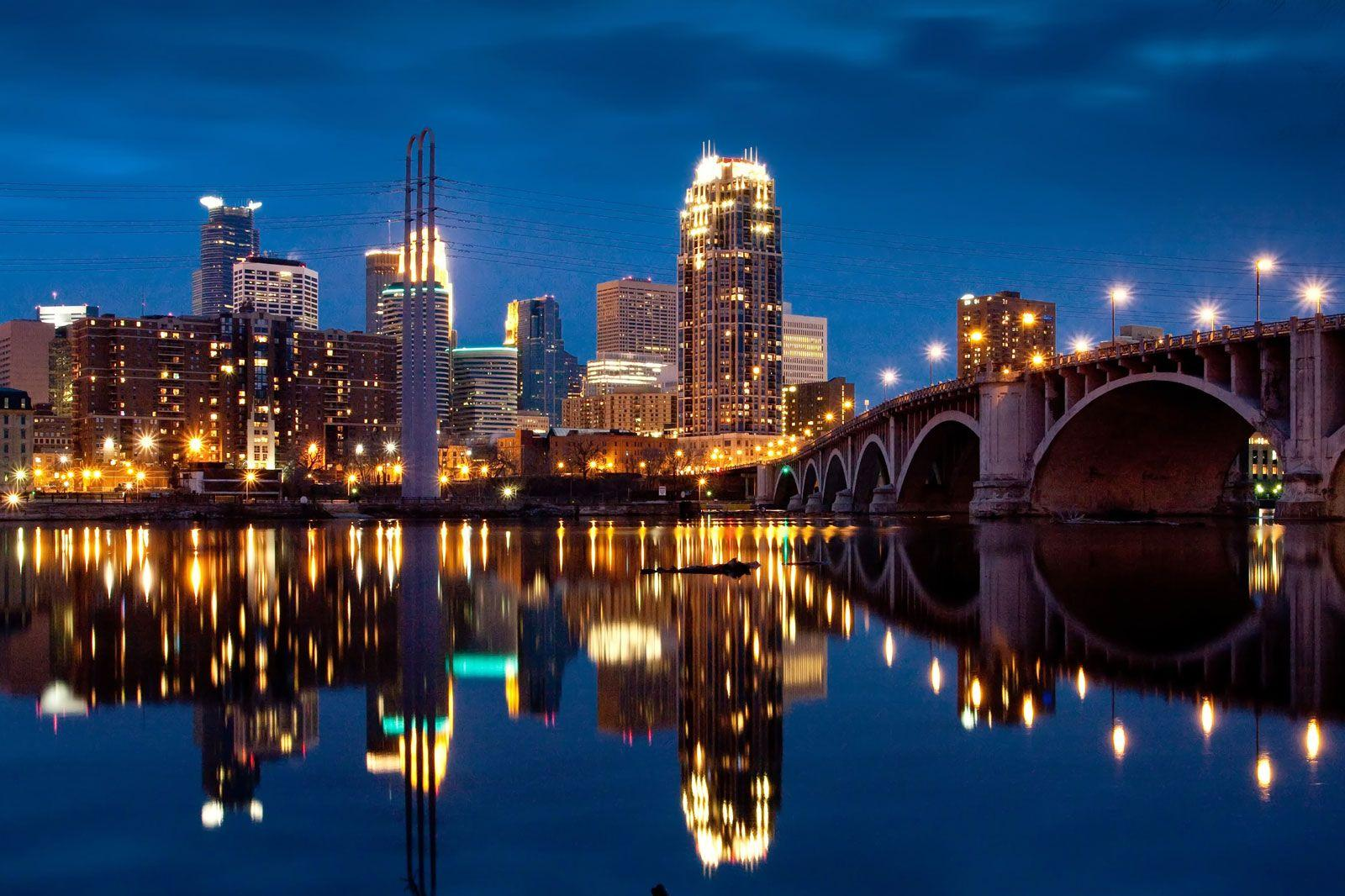 Gallery For > Minneapolis Wallpapers