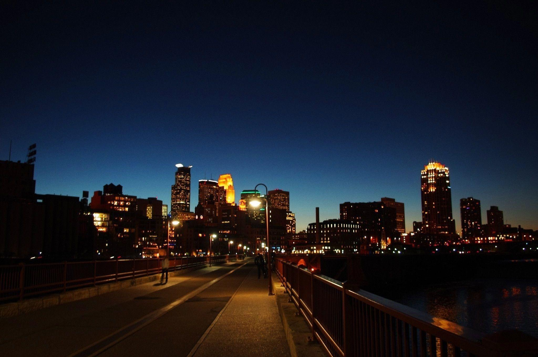 Downtown minneapolis wallpapers