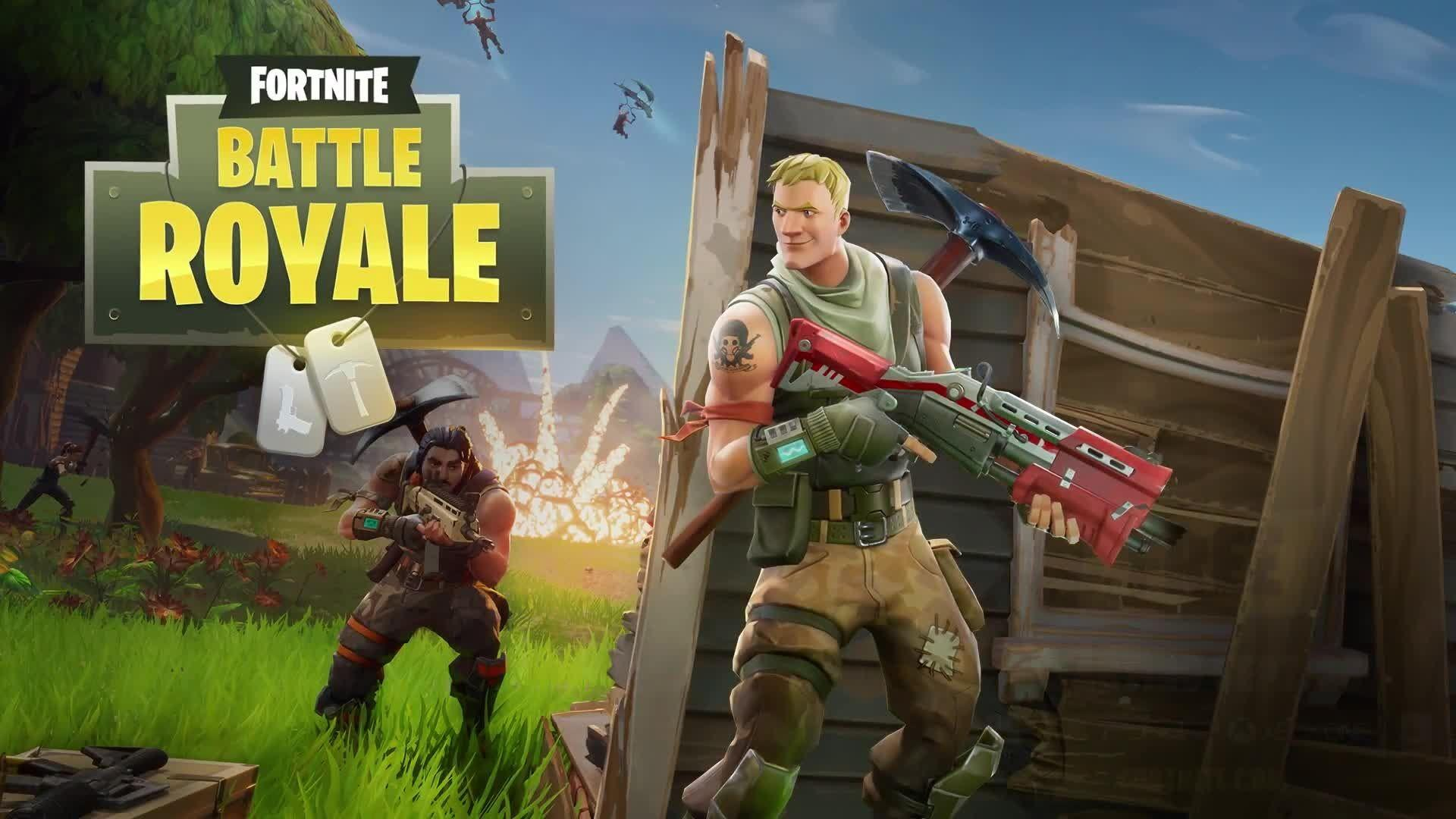 Fortnite Battle Royale Wallpaper 62257 1920x1080 px ~ HDWallSource.com