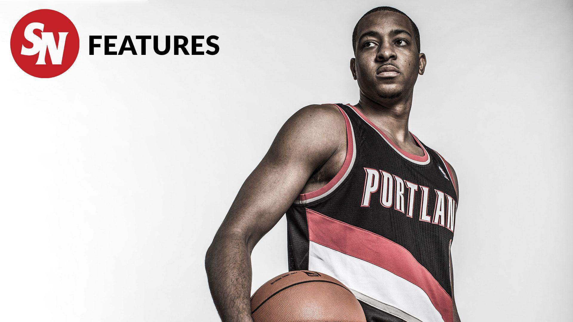 C.J. McCollum is breaking out and turning heads