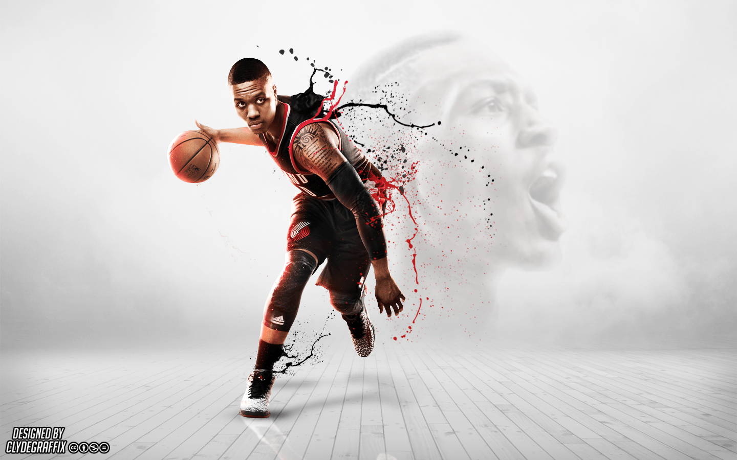 Made a Dame wallpapers I thought some of you guys might like : ripcity
