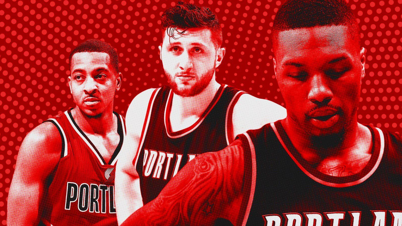 The Portland Trail Blazers 2017 Exit Interview