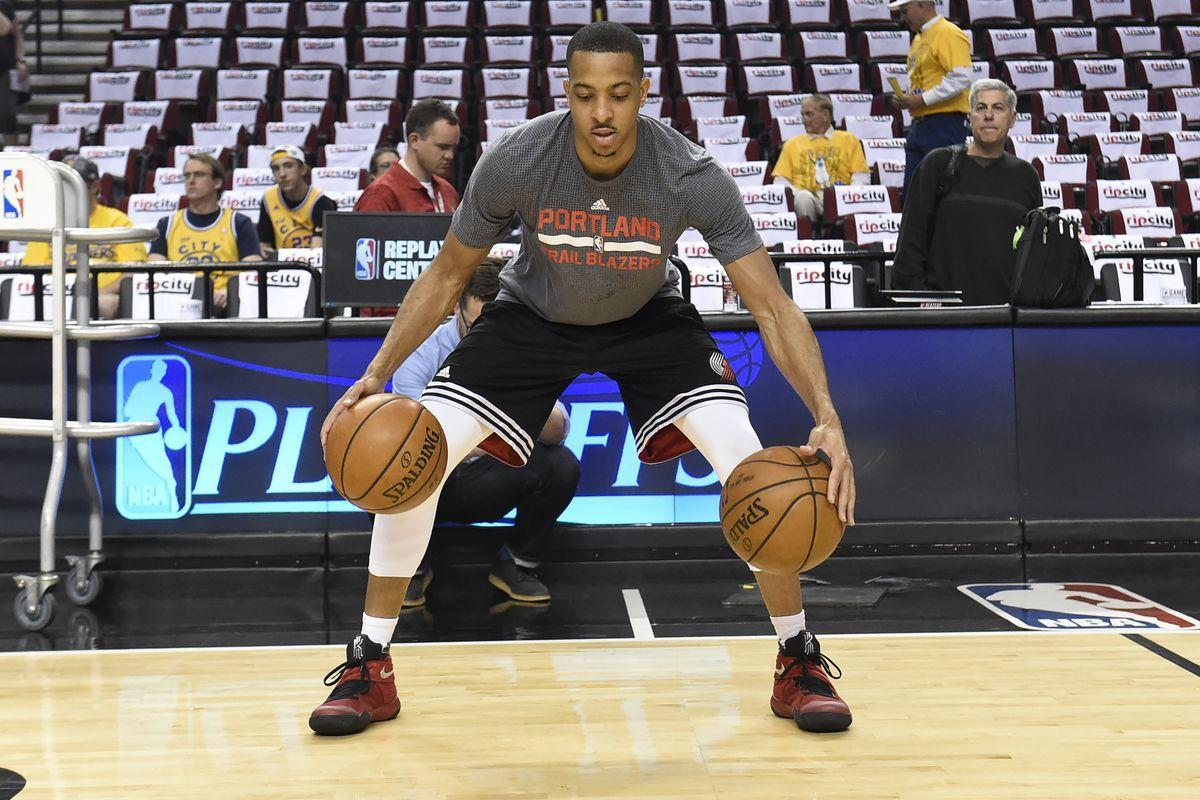Watch: CJ McCollum Scores 8 points with 4 Rebounds In NBA Africa