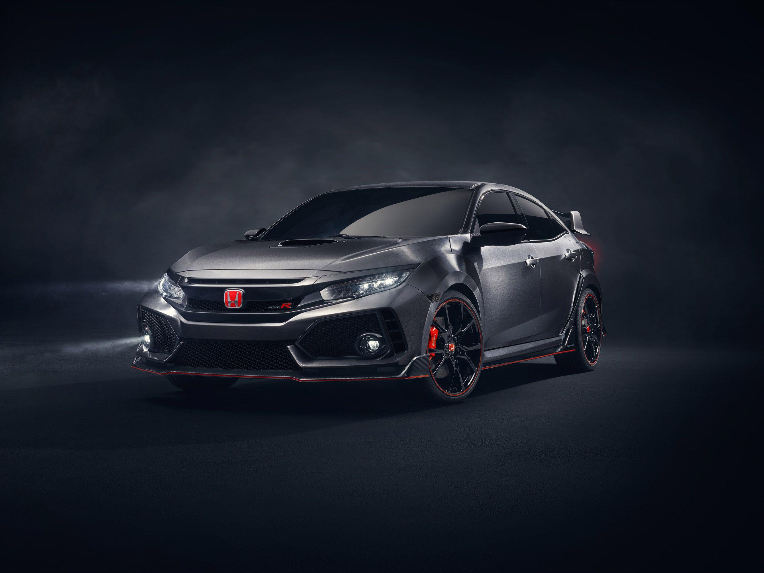 Honda Civic Type R Wallpapers Wallpaper Cave