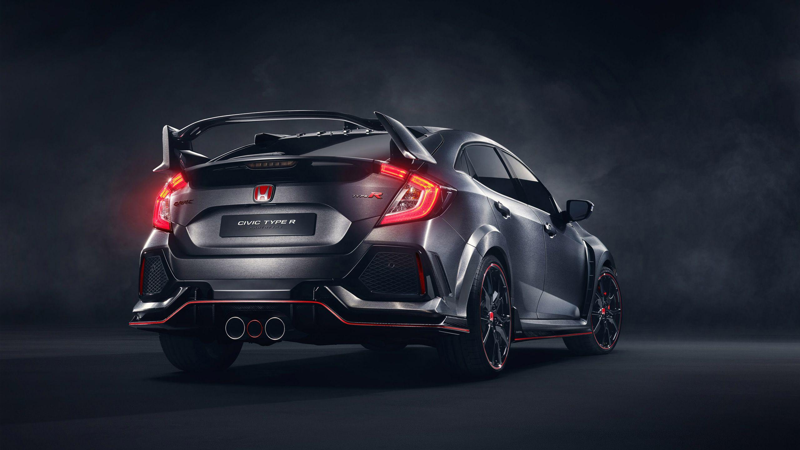 2017 Honda Civic Type R 3 Wallpaper | HD Car Wallpapers