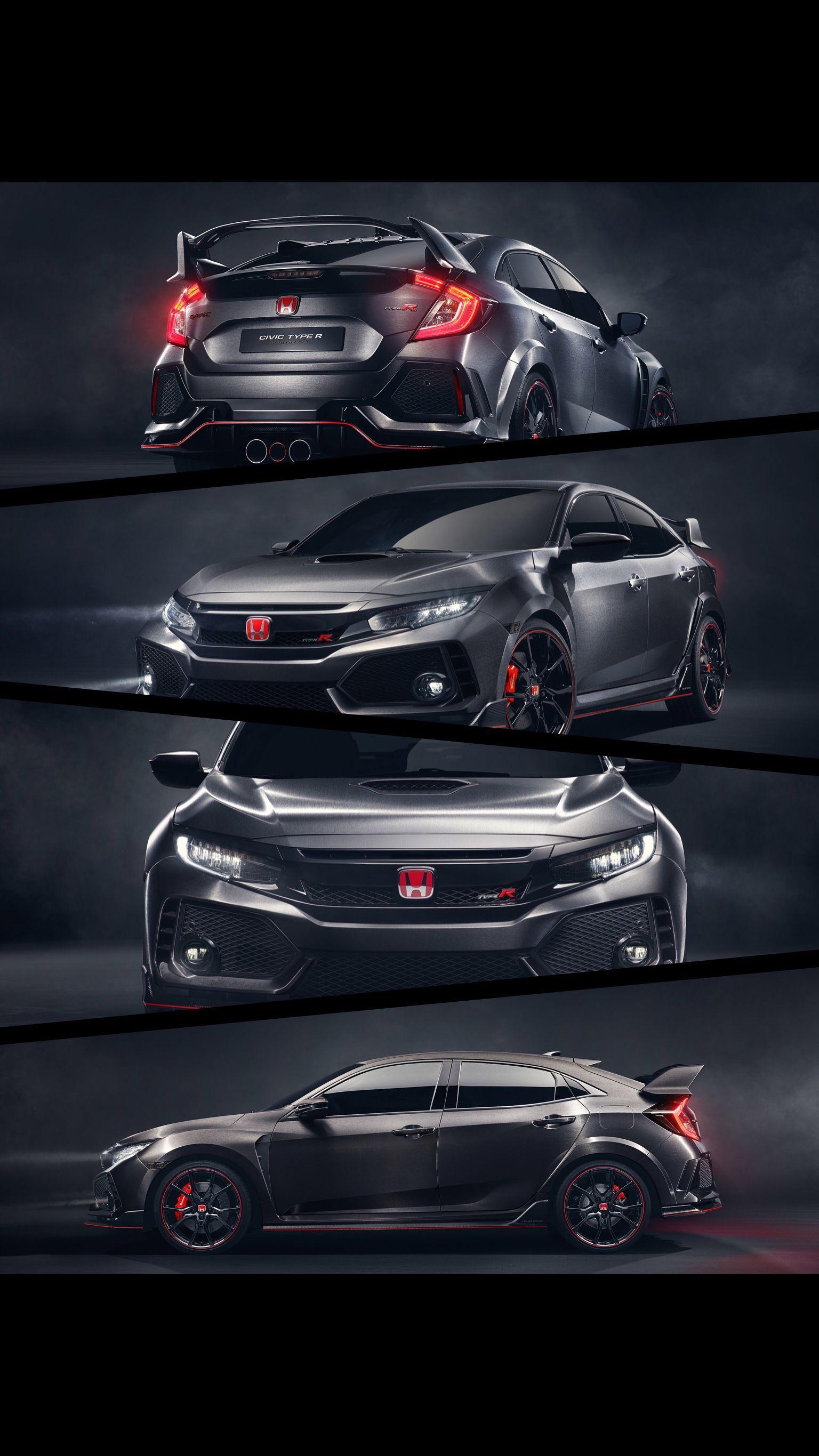 Honda Civic Type R Phone Wallpapers - Wallpaper Cave
