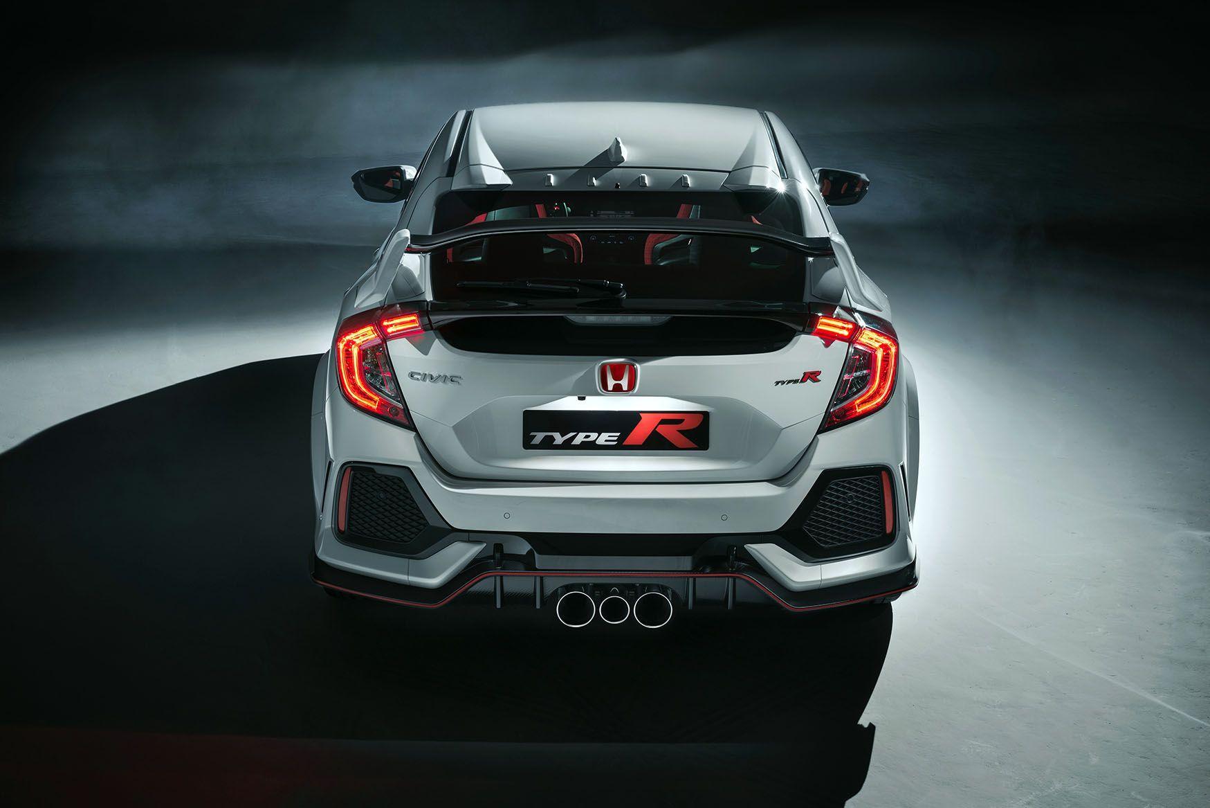 Honda Civic Type R Wallpapers Wallpaper Cave