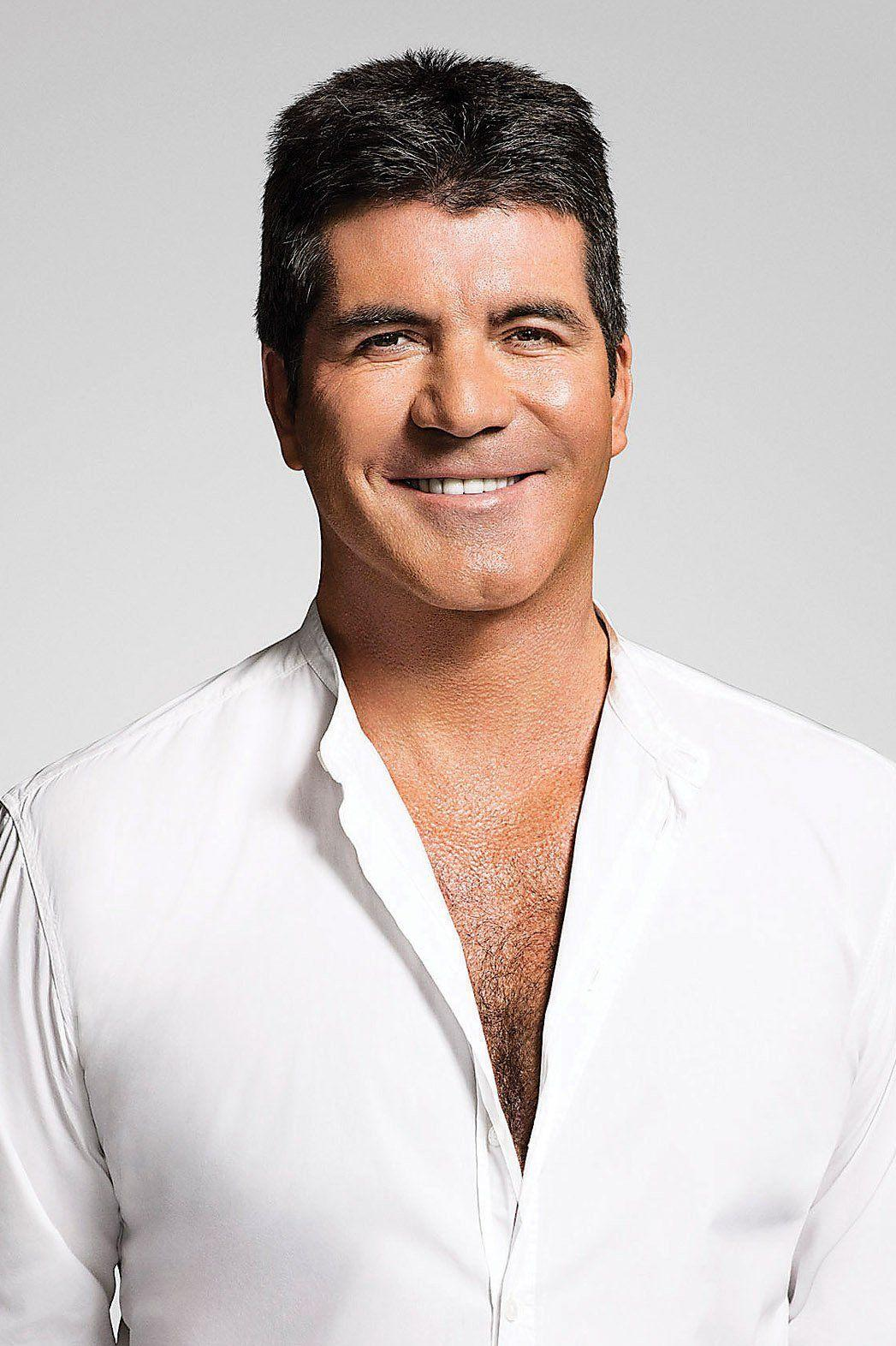 More Beautiful Simon Cowell Wallpapers