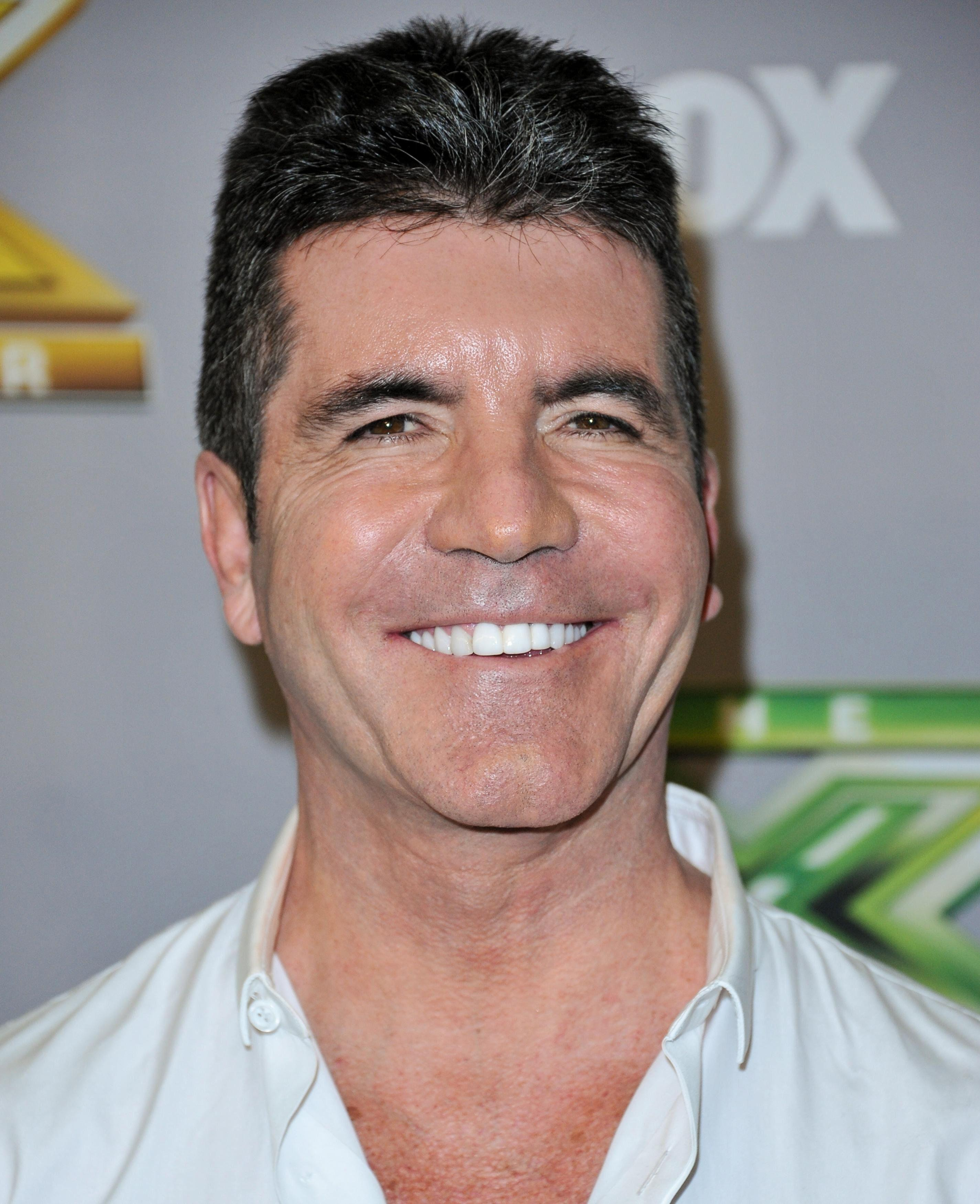 Wide HD Simon Cowell Wallpapers