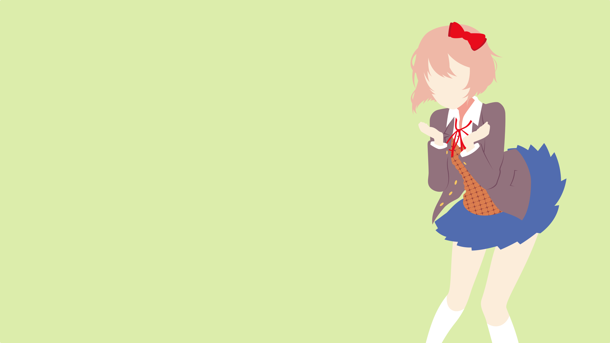 Doki Doki Literature Club Wallpapers Wallpaper Cave
